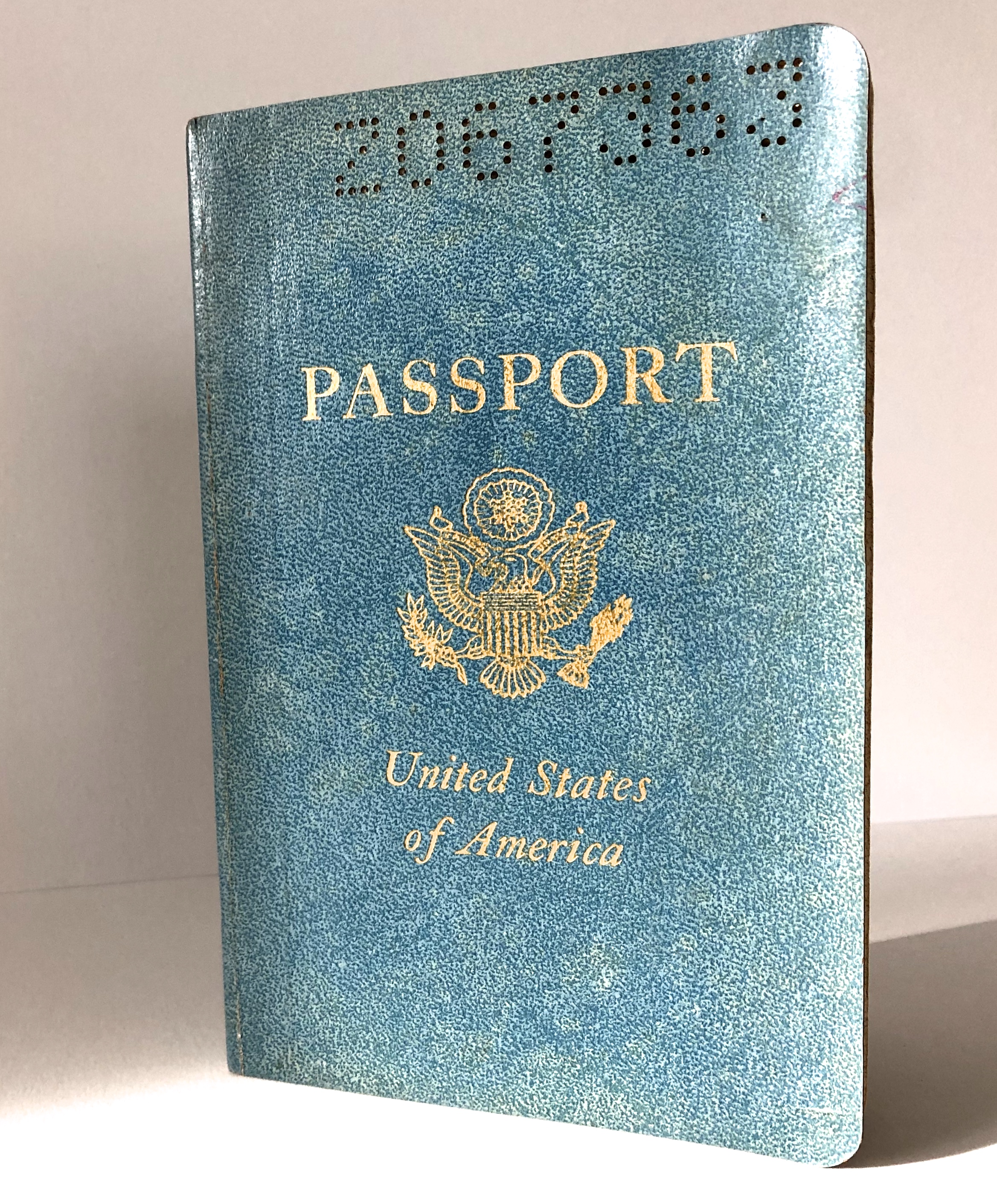 Elizabeth Heppner's Actual U.S. Passport