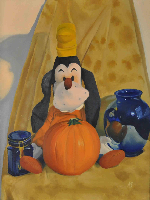 Goofy Still Life