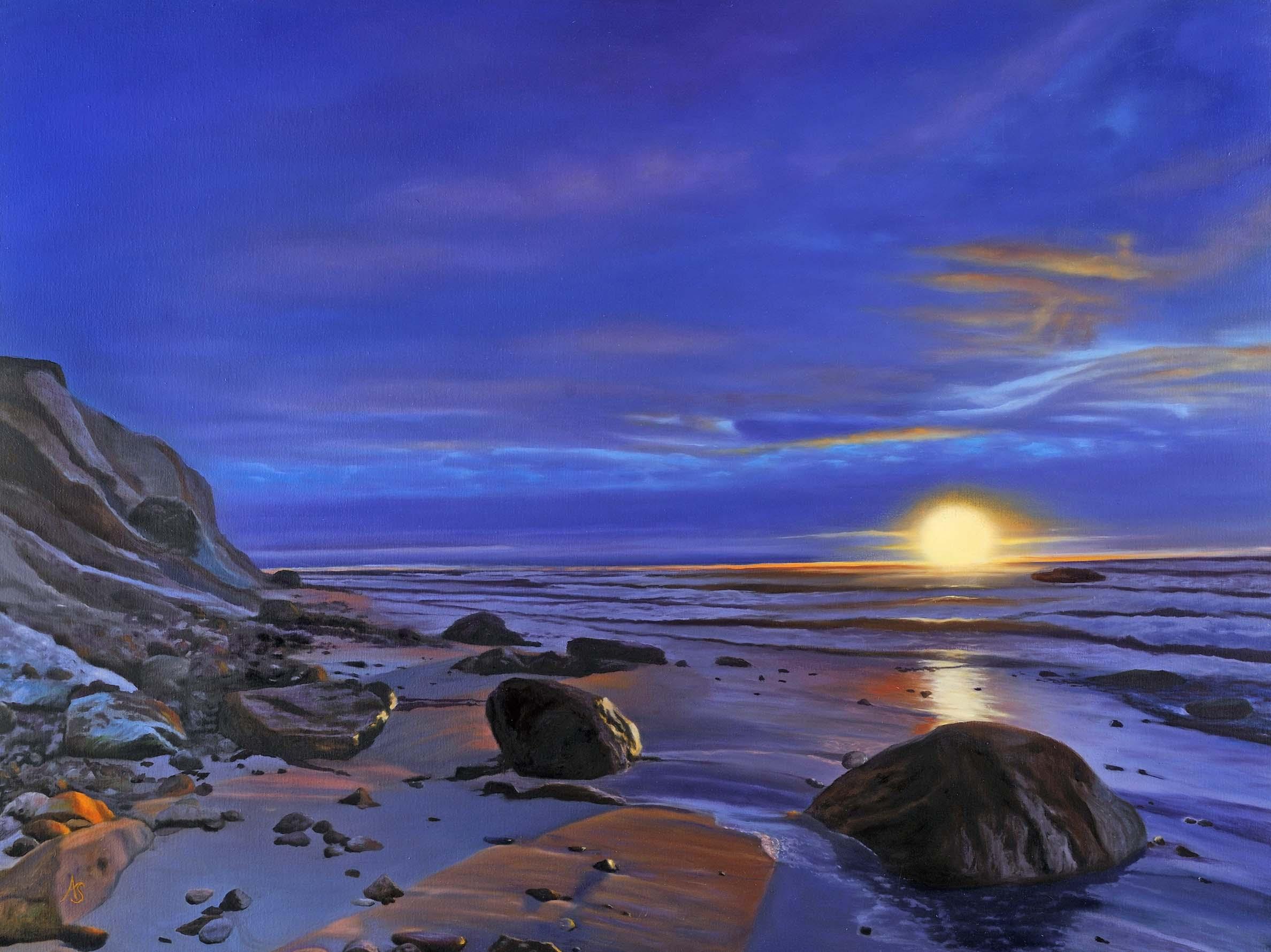 Ocean Sunset (Martha's Vineyard)