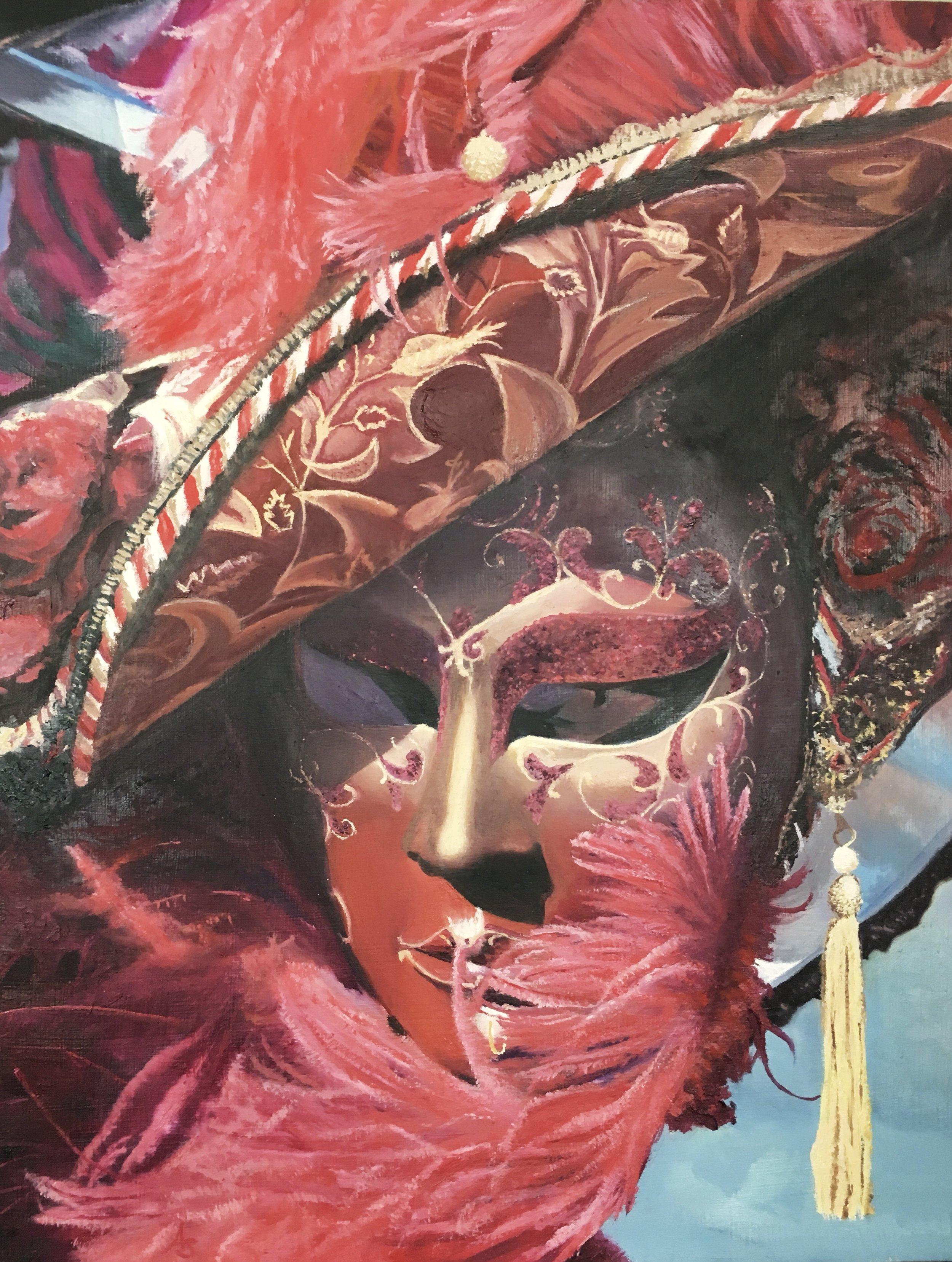 Venetian Mask #1