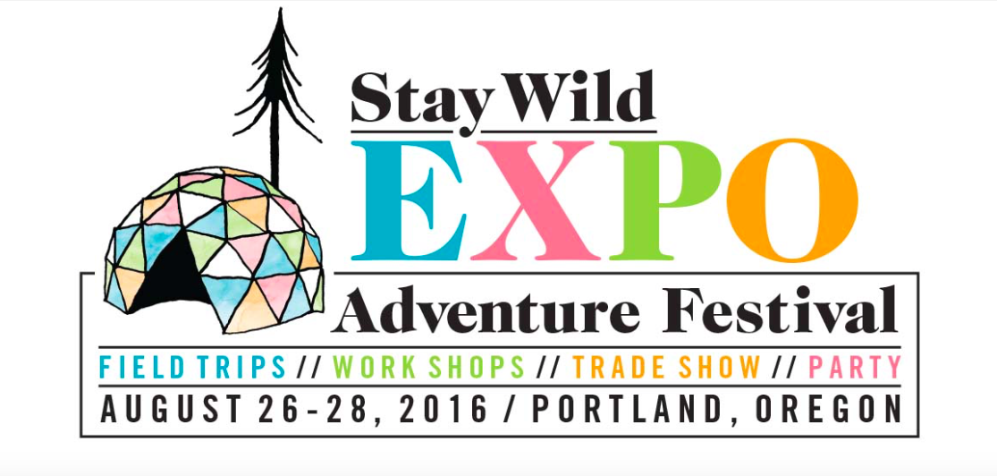 Click here  for a link to Stay Wild's website, and all the details.