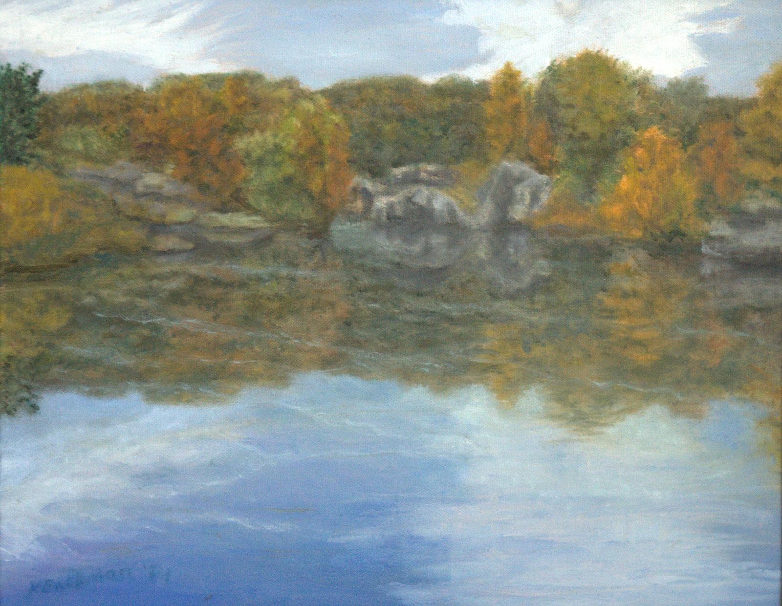 Potomac in Fall