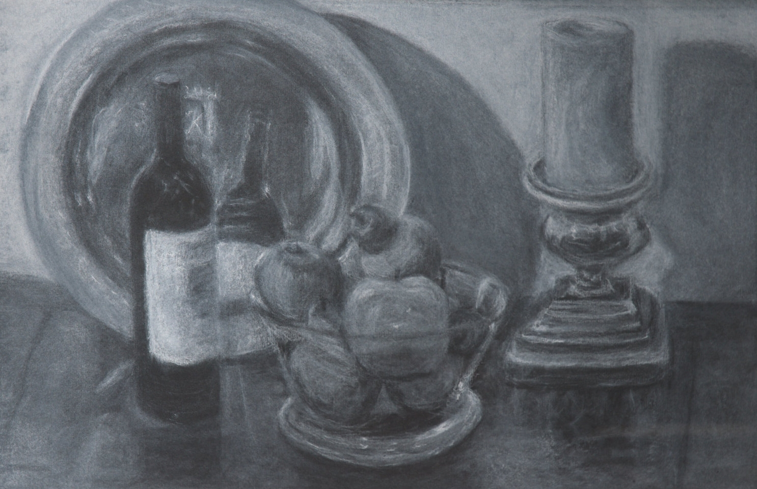 Wine and Silver
