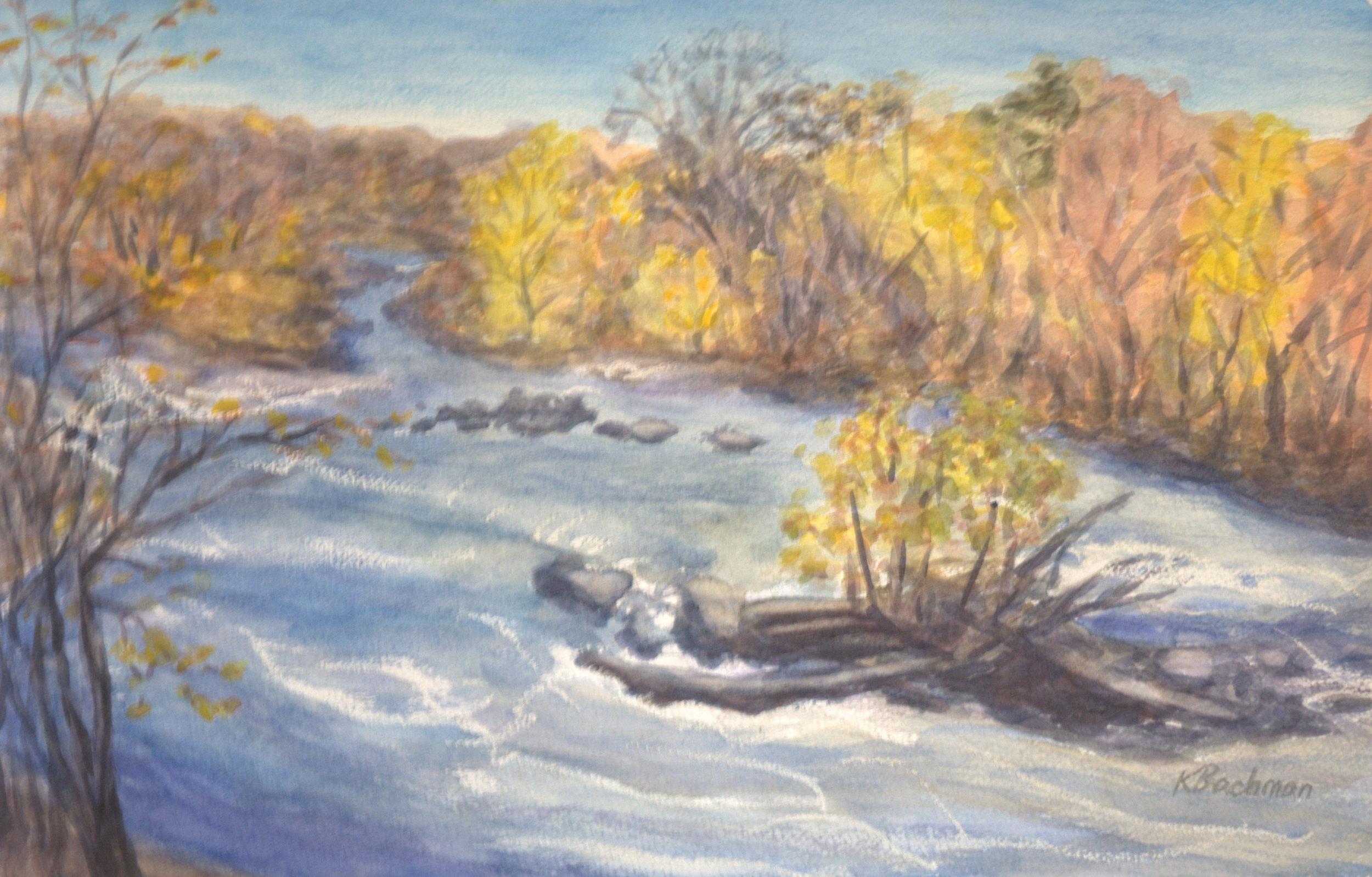 Potomac in Autumn