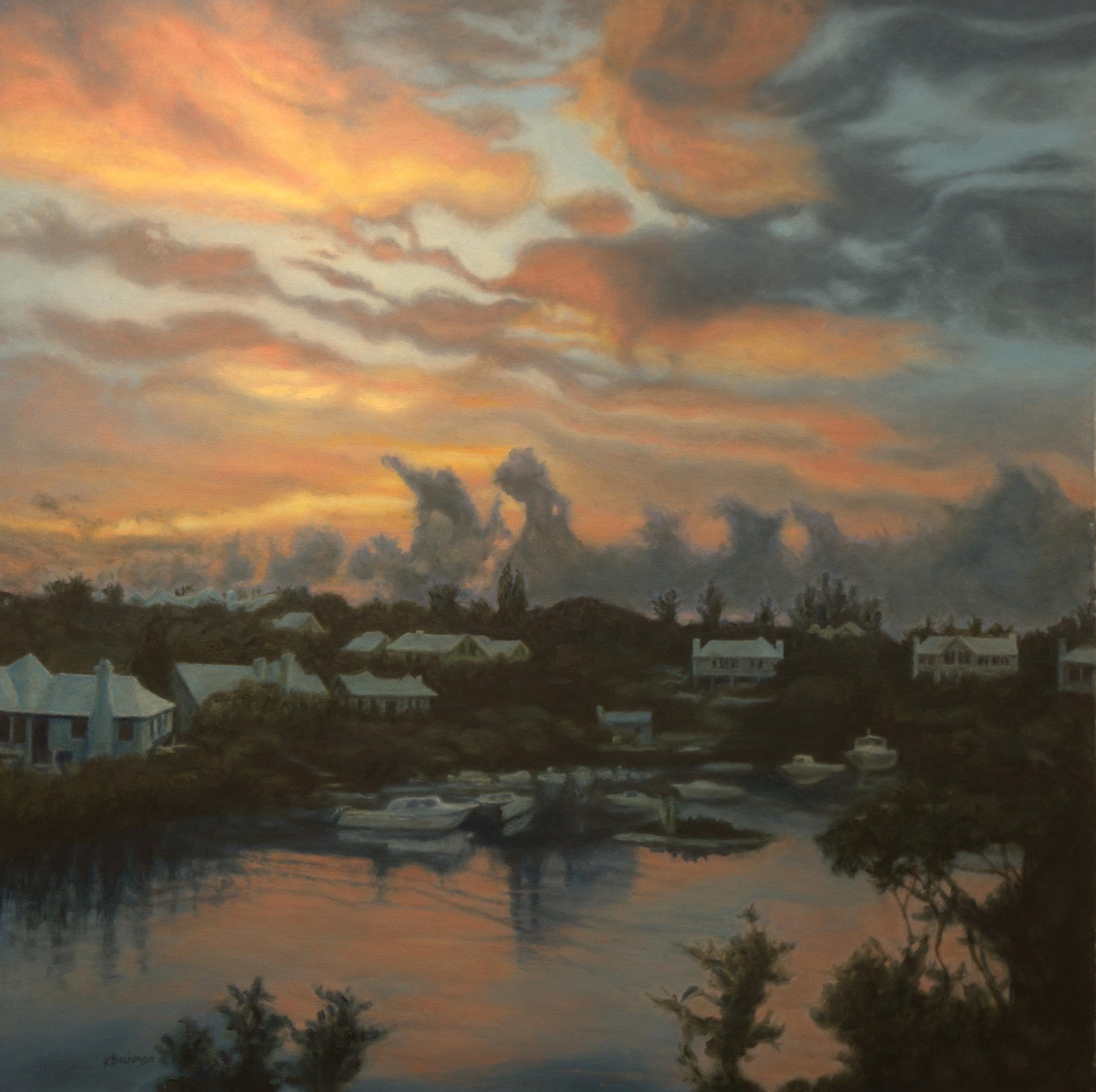 Bermuda Cove Sunset