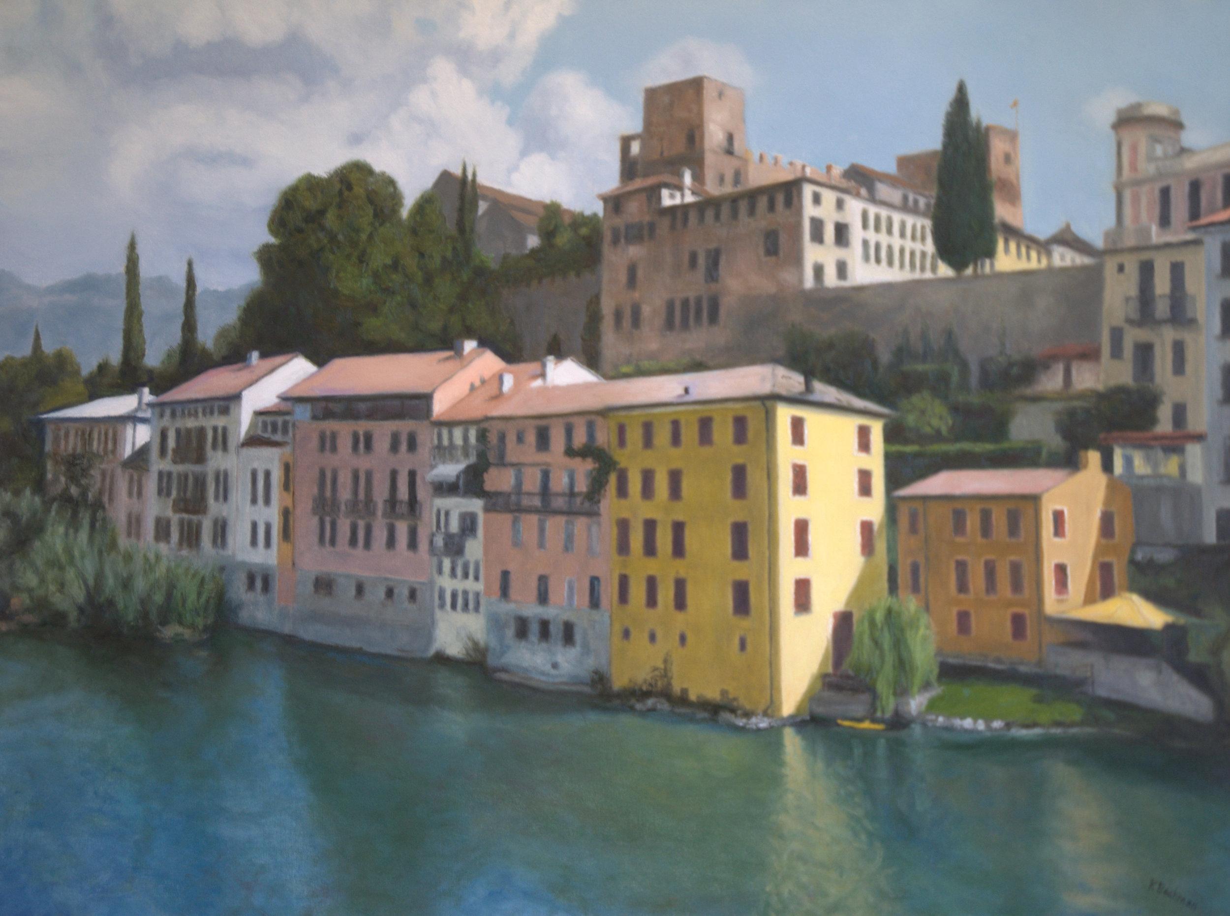 Bassano from the Bridge