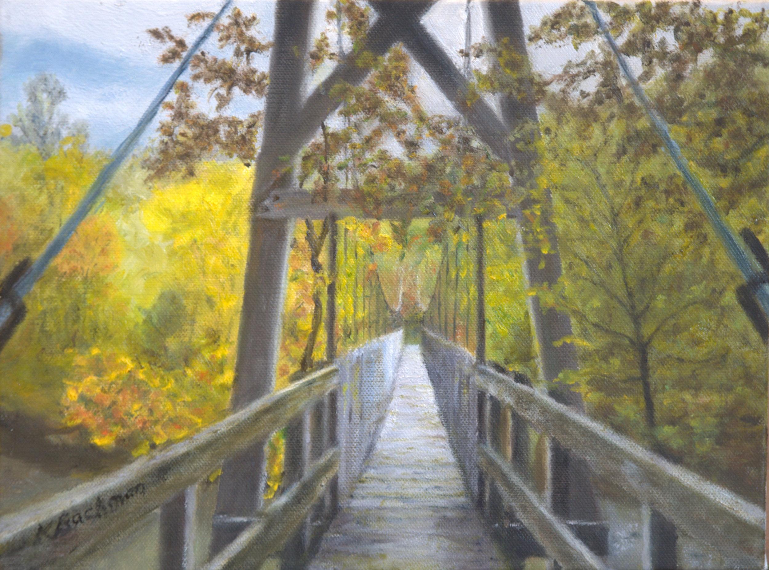 Otter Creek Footbridge