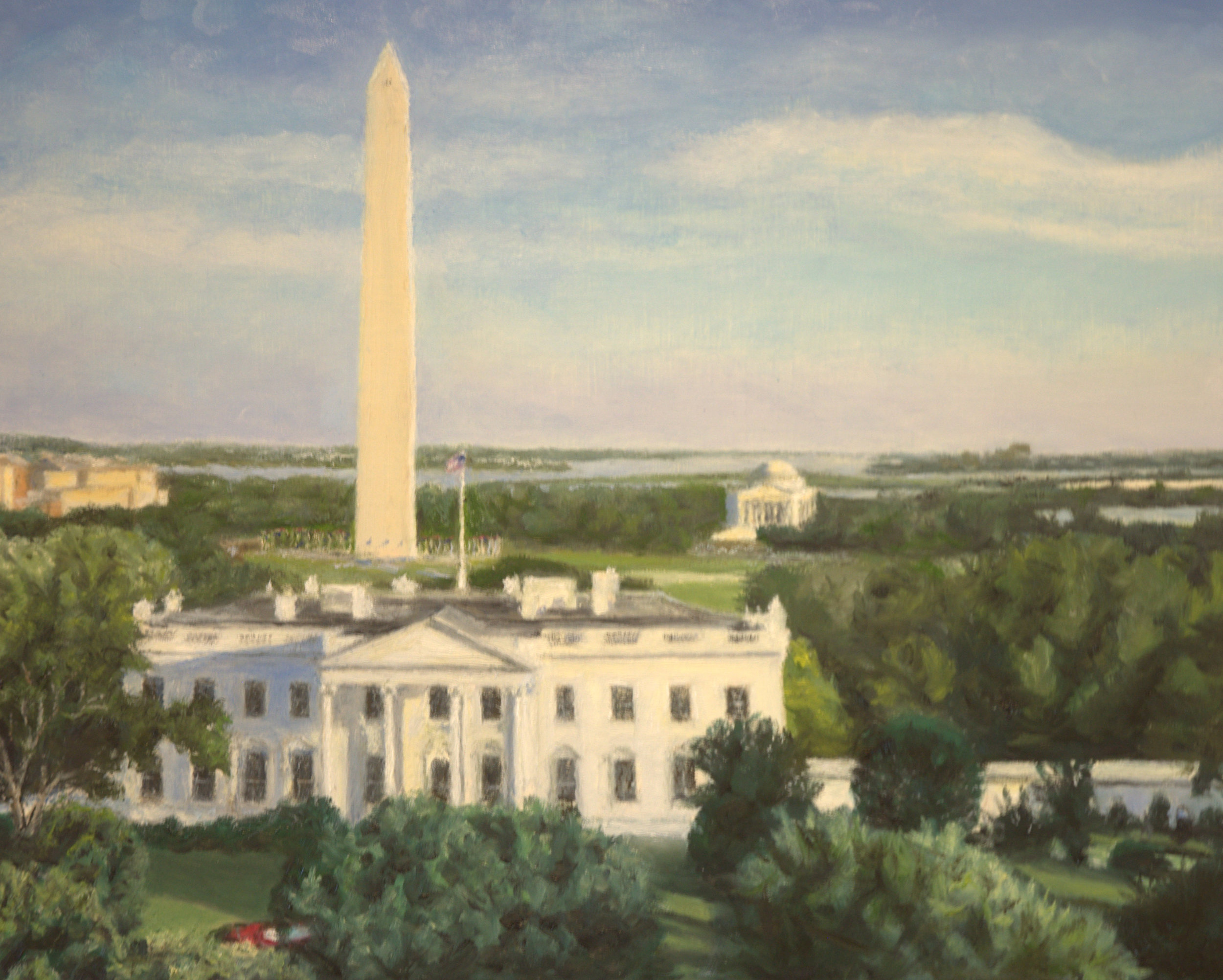 White House View