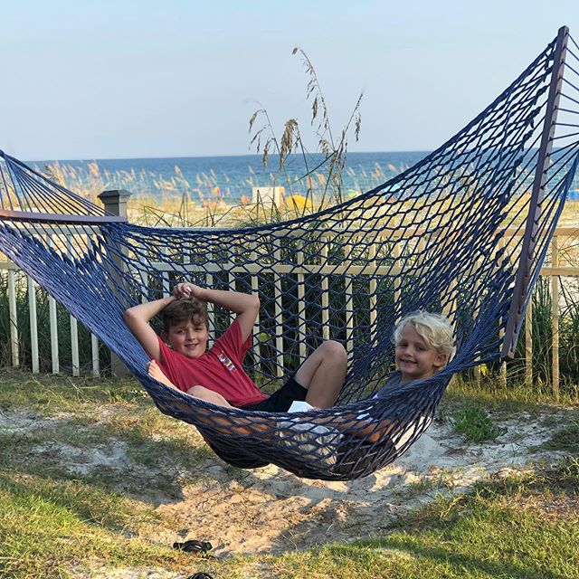 Enjoying some time away with my boys #relaxation #familylife #30a #kmdesigns