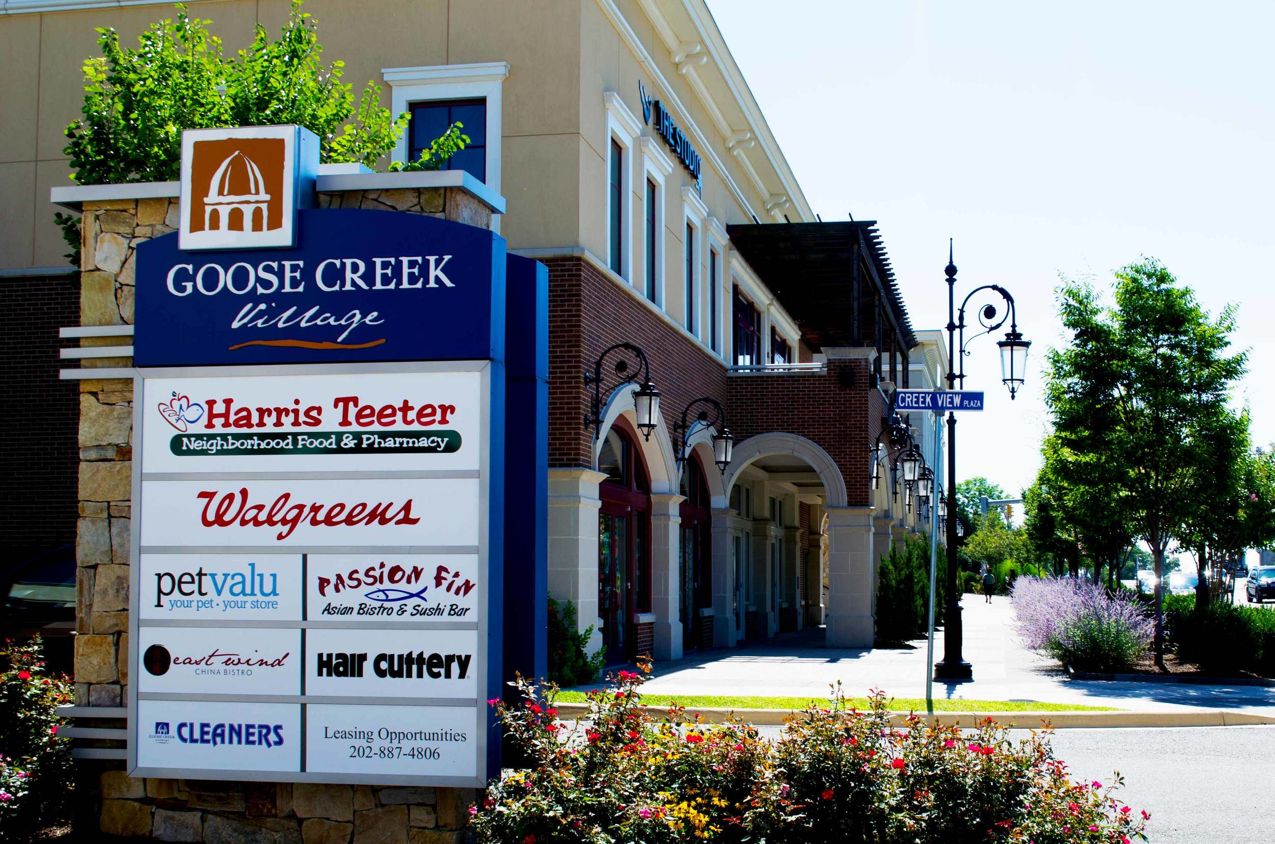Goose Creek Village