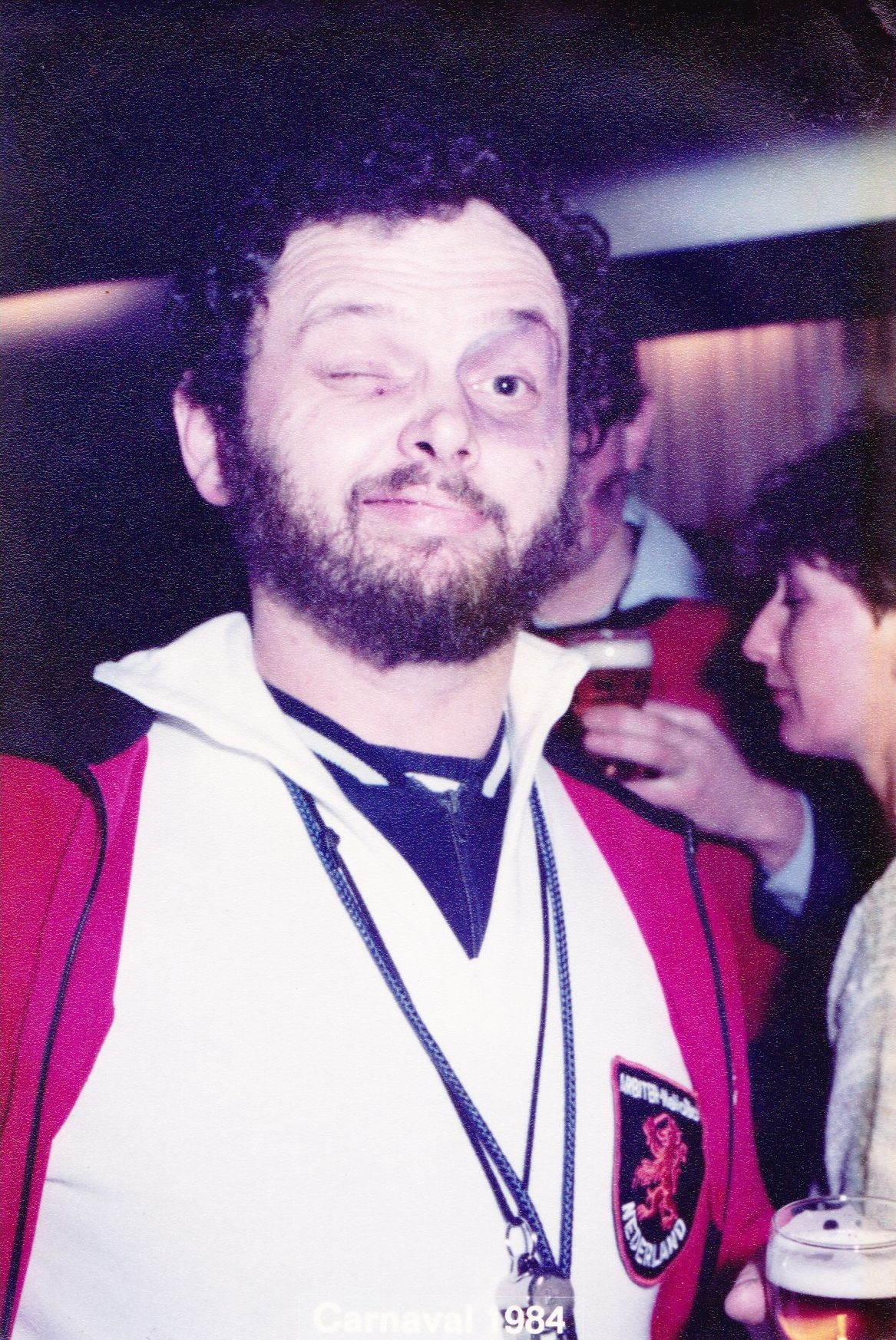 Jan Janssen Scheidsrechter Dovoc '83