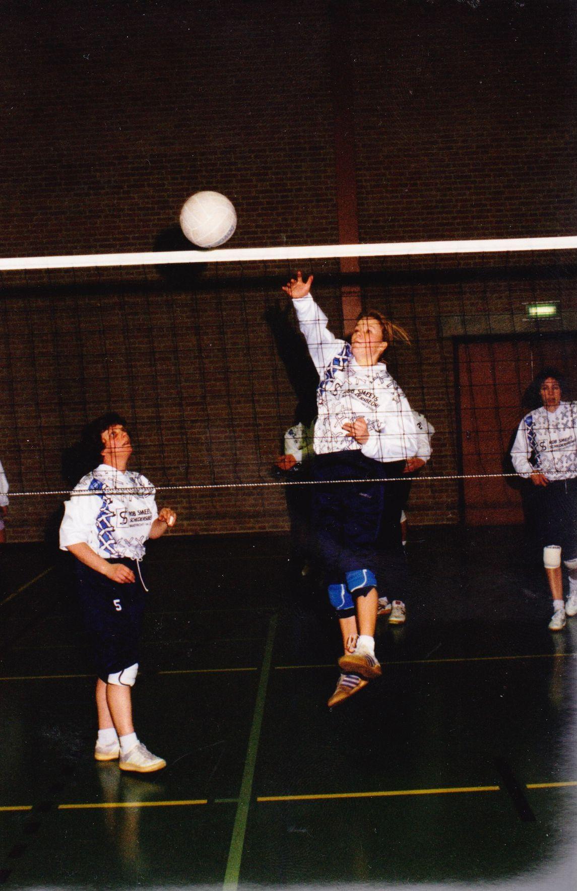 Ieke bij Dovoc '83