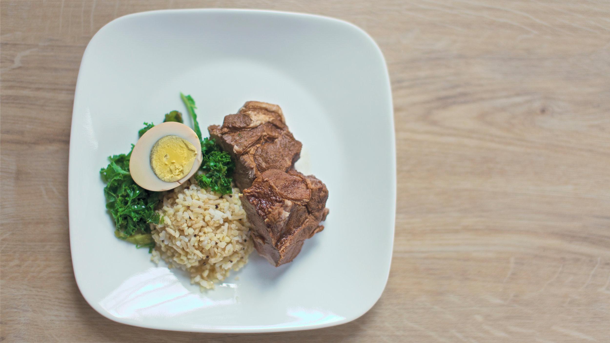 Five Spice Braised Pork Recipe (Loh Bak 滷肉)