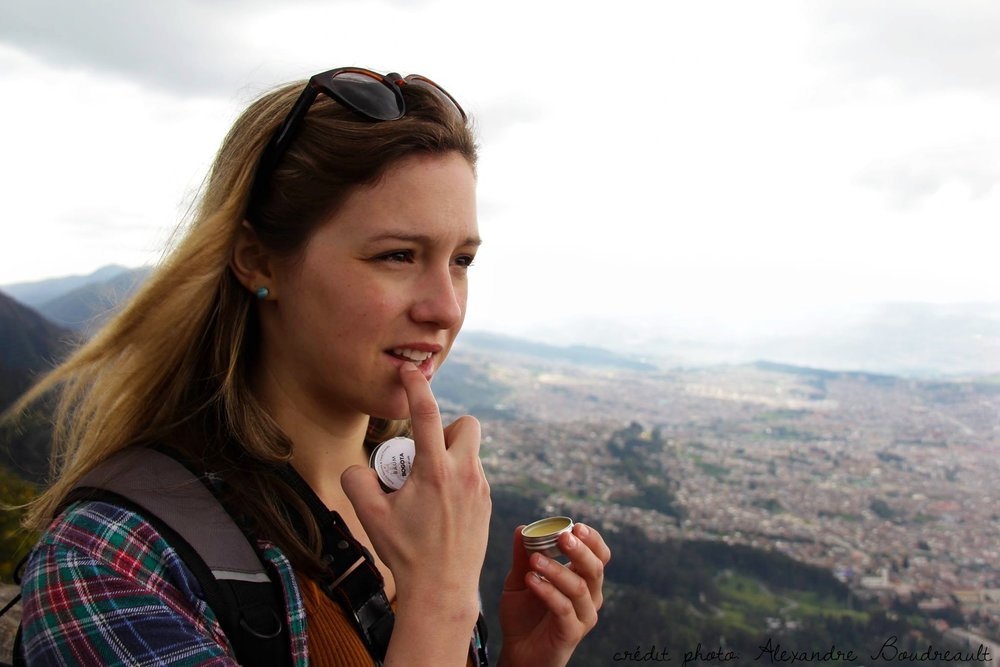 Entrevue Bogota Stephanie Goyer pour BÄUM