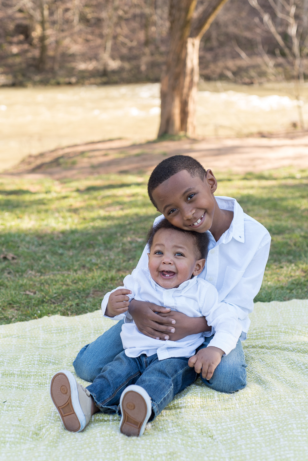 Spring sessions family photographer D. Phillips Photography