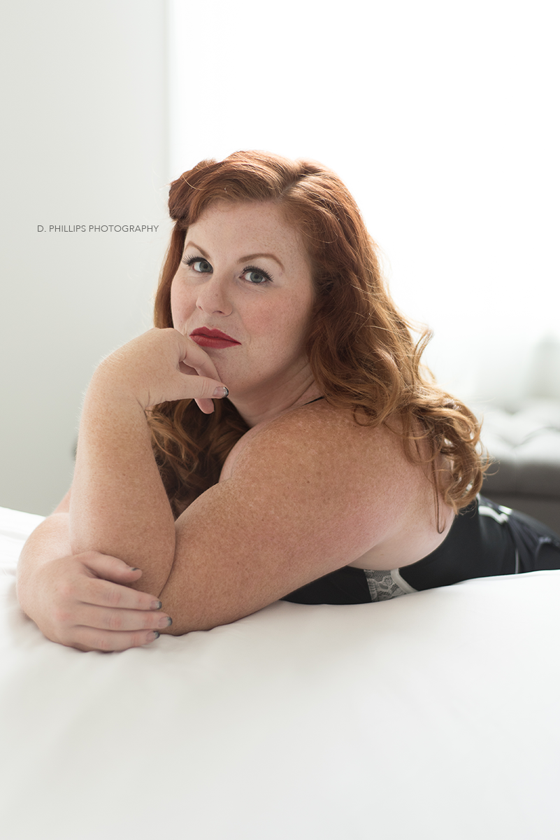 Retro boudoir photos | D. Phillips Photography, Fort Campbell, KY