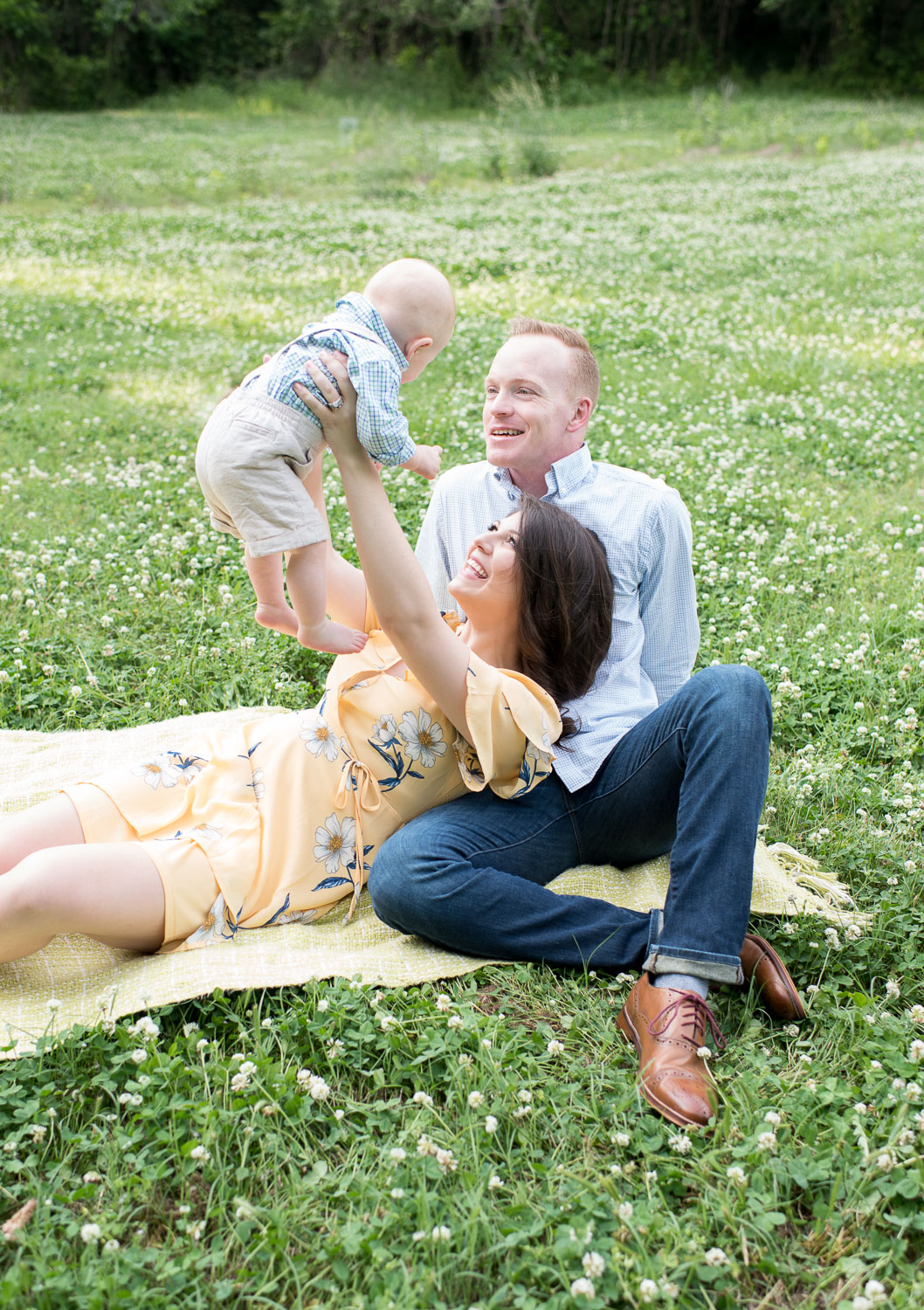 Outdoor Lifestyle Family Shoot - D. Phillips Photography - Fort Campbell Clarksville, TN - www.dphillipsphotography.com