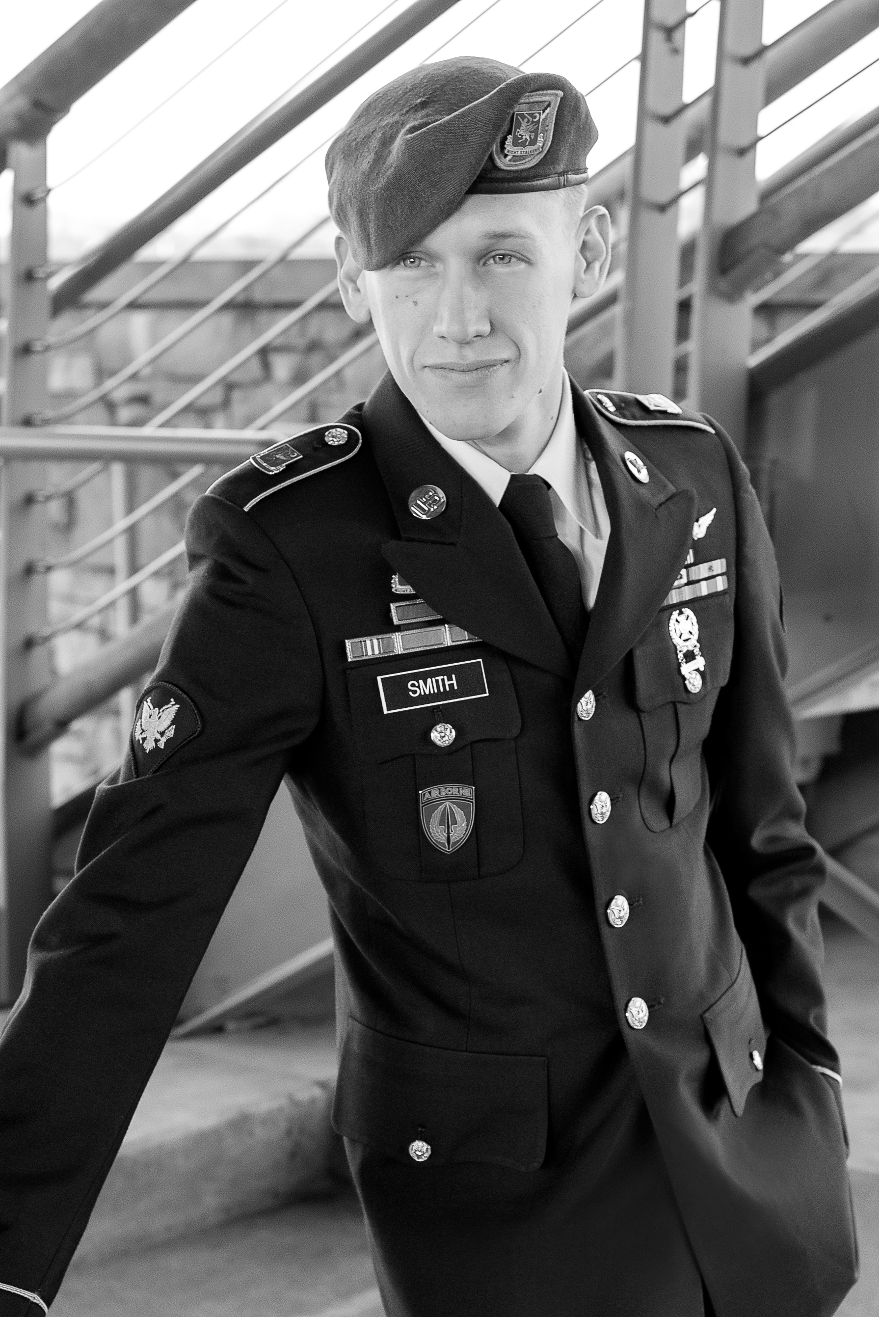 Fort Campbell and Kentucky Headshot Photos - D. Phillips Photography