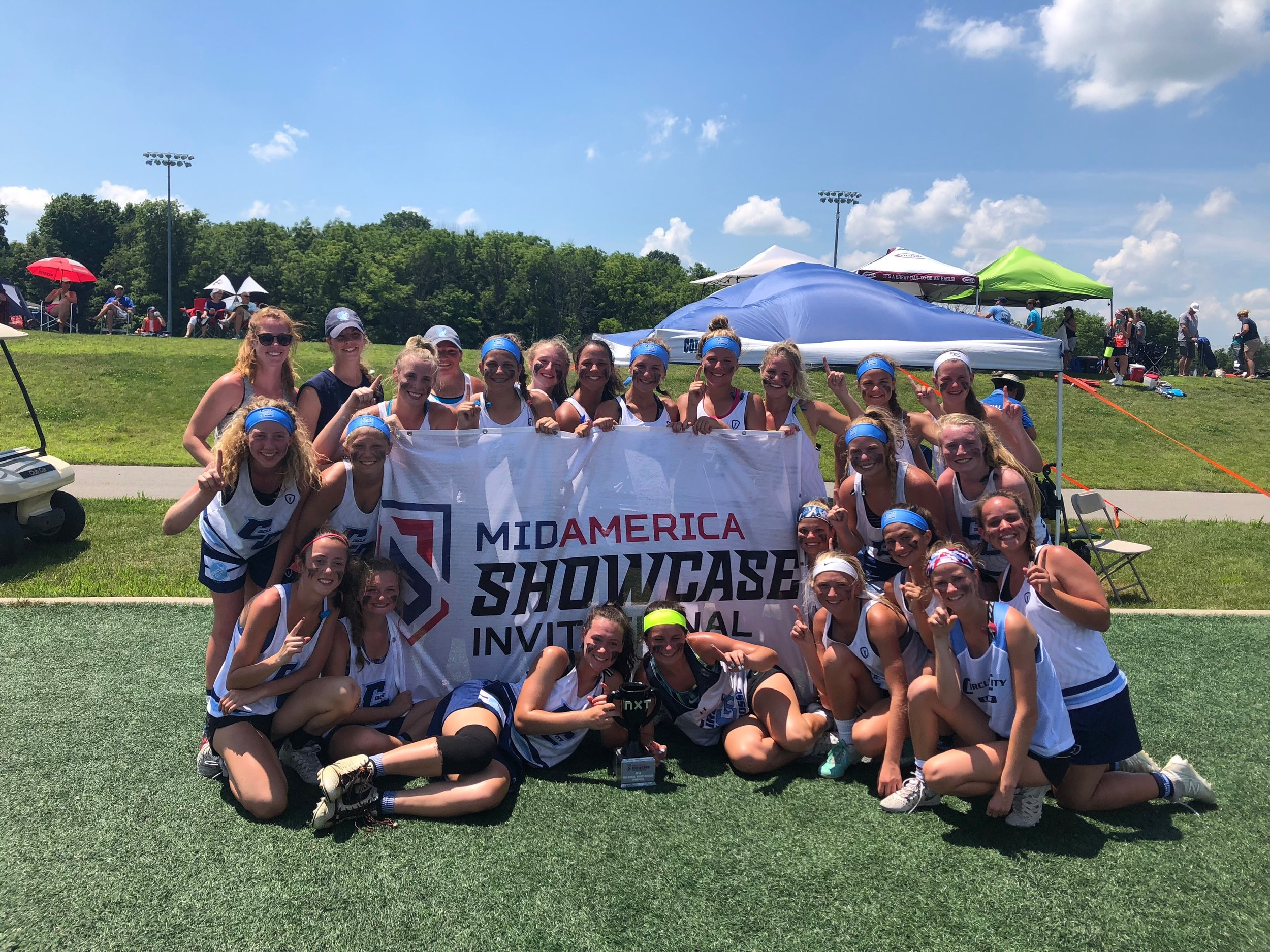 NXT MidAmerica HS Varsity Champions! Westfield, Indiana 2018