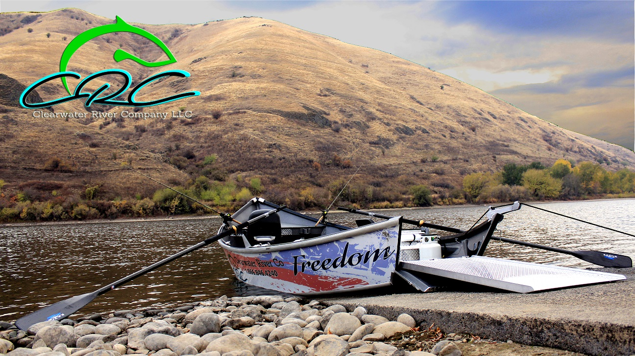 Clearwater River Company LLC is dedicated to getting mobility impaired anglers out on the water. When you choose to fish with Clearwater River Company, you choose to support our community, service members, and veterans of the United States.
