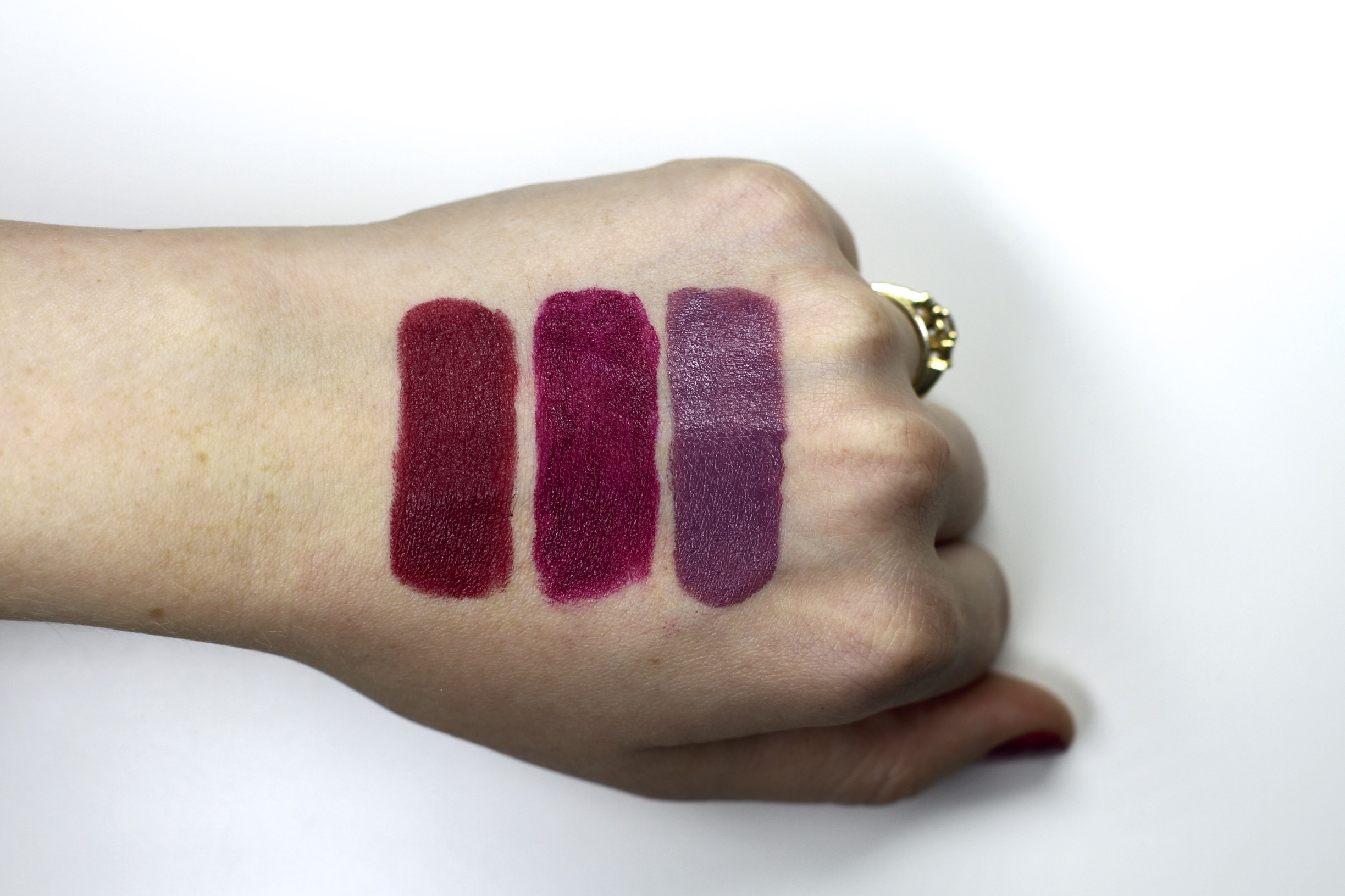 Left to Right: Vivian, Sugar Plum Fairy, Dominique