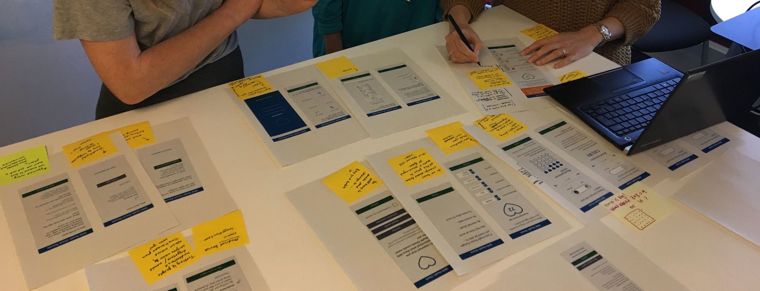 Collaborating with Behavioural Insights Advisors to integrate behavioural change techniques into interaction design concepts