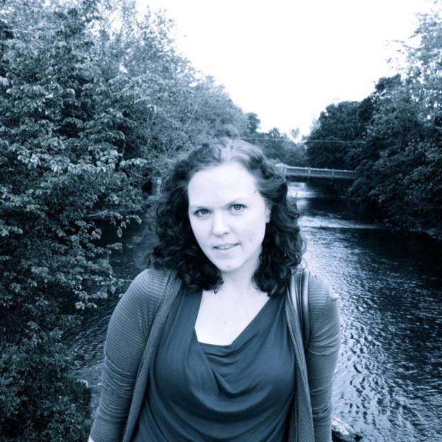 Shanna Compton - Our book designer, Shanna Compton, began writing and illustrating books as a kid, whenever she found herself in front of a stack of blank pages, an activity she has never ceased. She is the author of several collections of poetry and runs a small poetry press and print studio on the Delaware River in New Jersey. As the the book designer for Penny Candy Books, it's her job to bring together the work of the authors and illustrators in an engaging final form, which means she spends an extraordinary amount of time thinking about typefaces and gutter zones.Some of her favorite picture books are The World Is Round by Gertrude Stein, illustrated by Clement Hurd; Bronzeville Boys & Girls: Poems by Gwendolyn Brooks, illustrated by Faith Ringgold; Seasons by the French artist Blexbolex; and anything written and/or illustrated by Isabelle Arsenault.Shanna's website