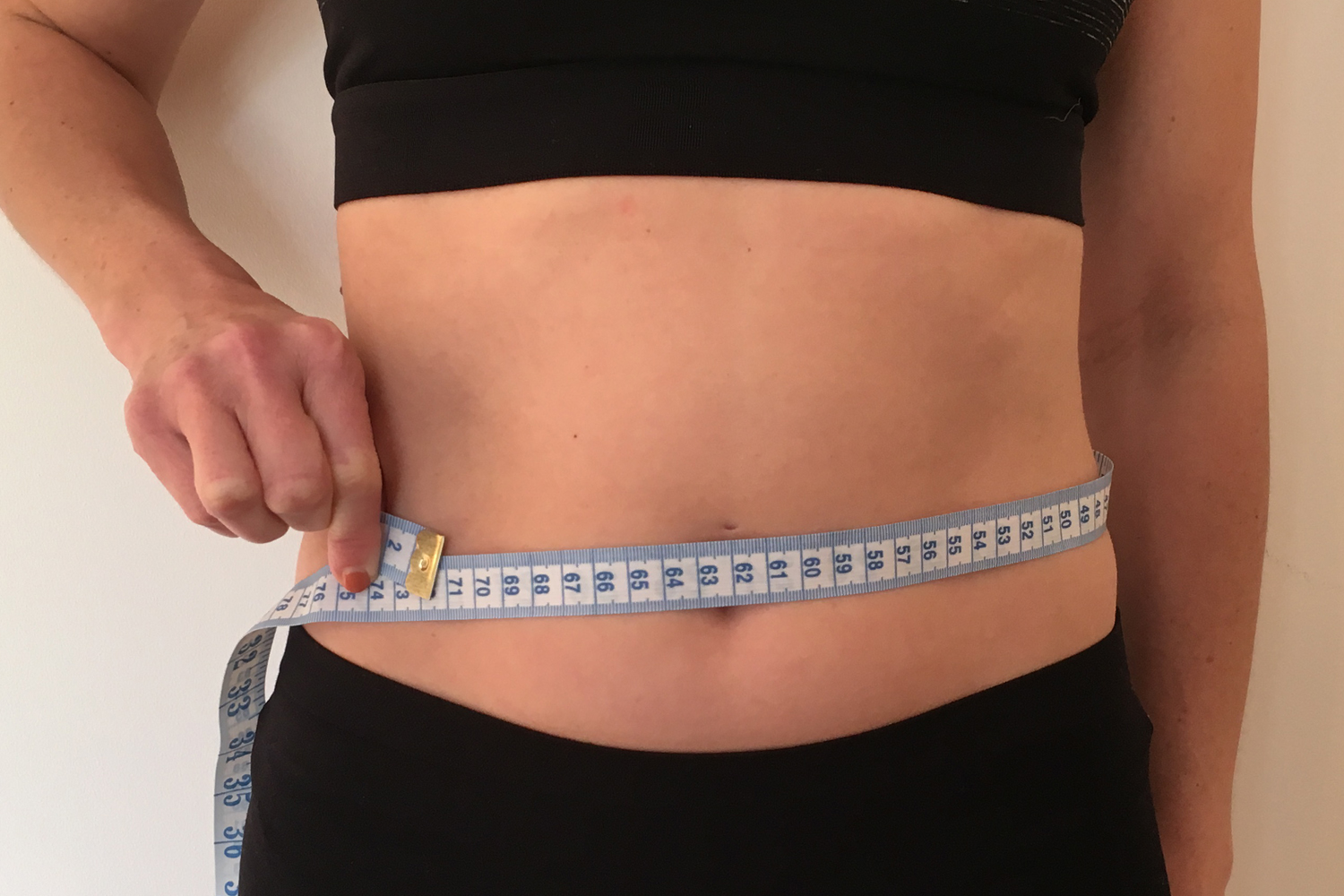 body measurements, belly, waist measurement, where to measure waist
