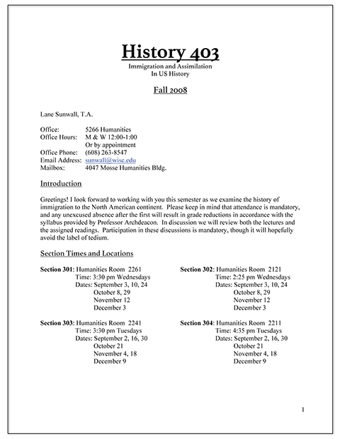 Click image to see the H403 syllabus