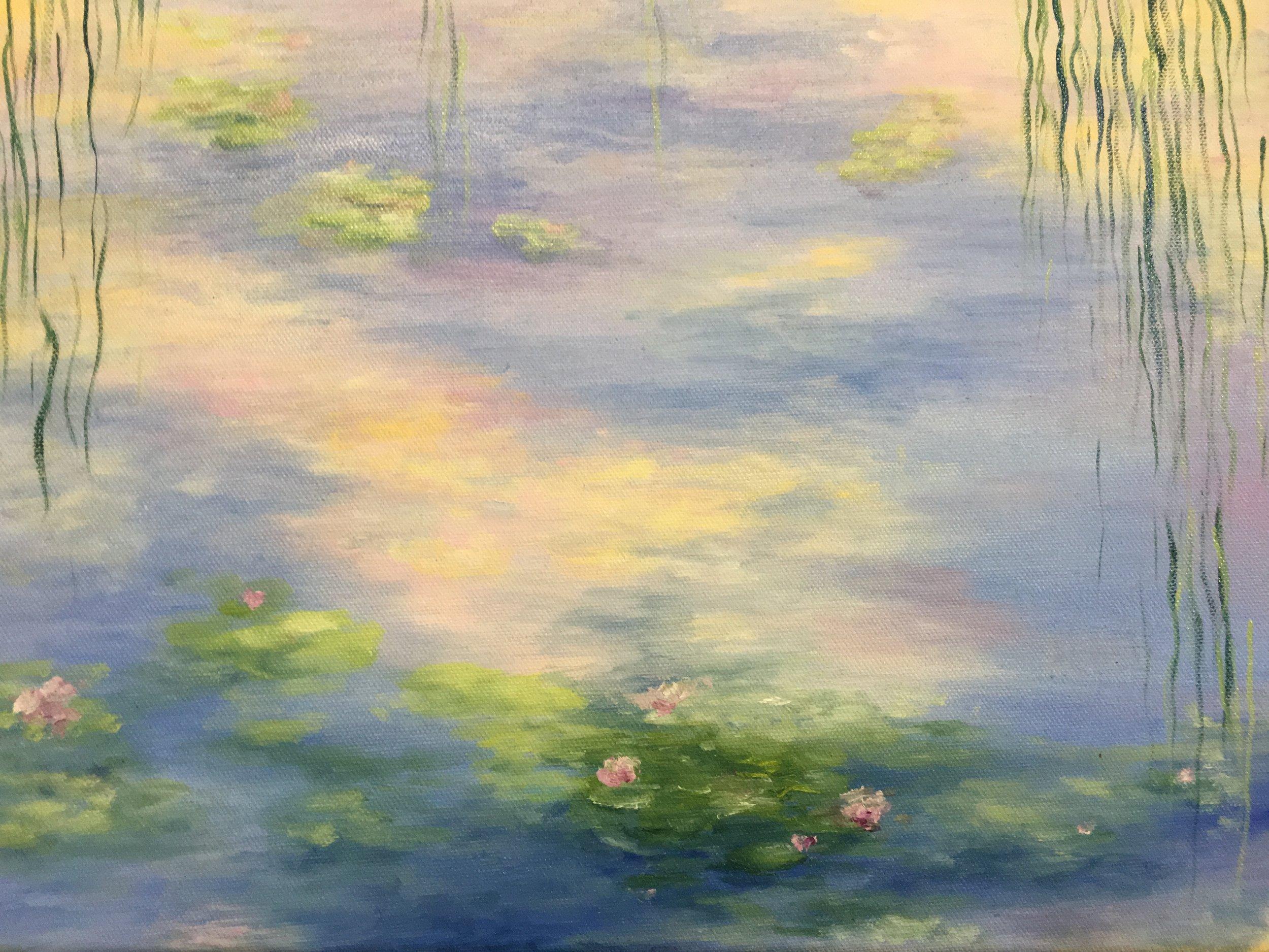 Monet's Waterlilies