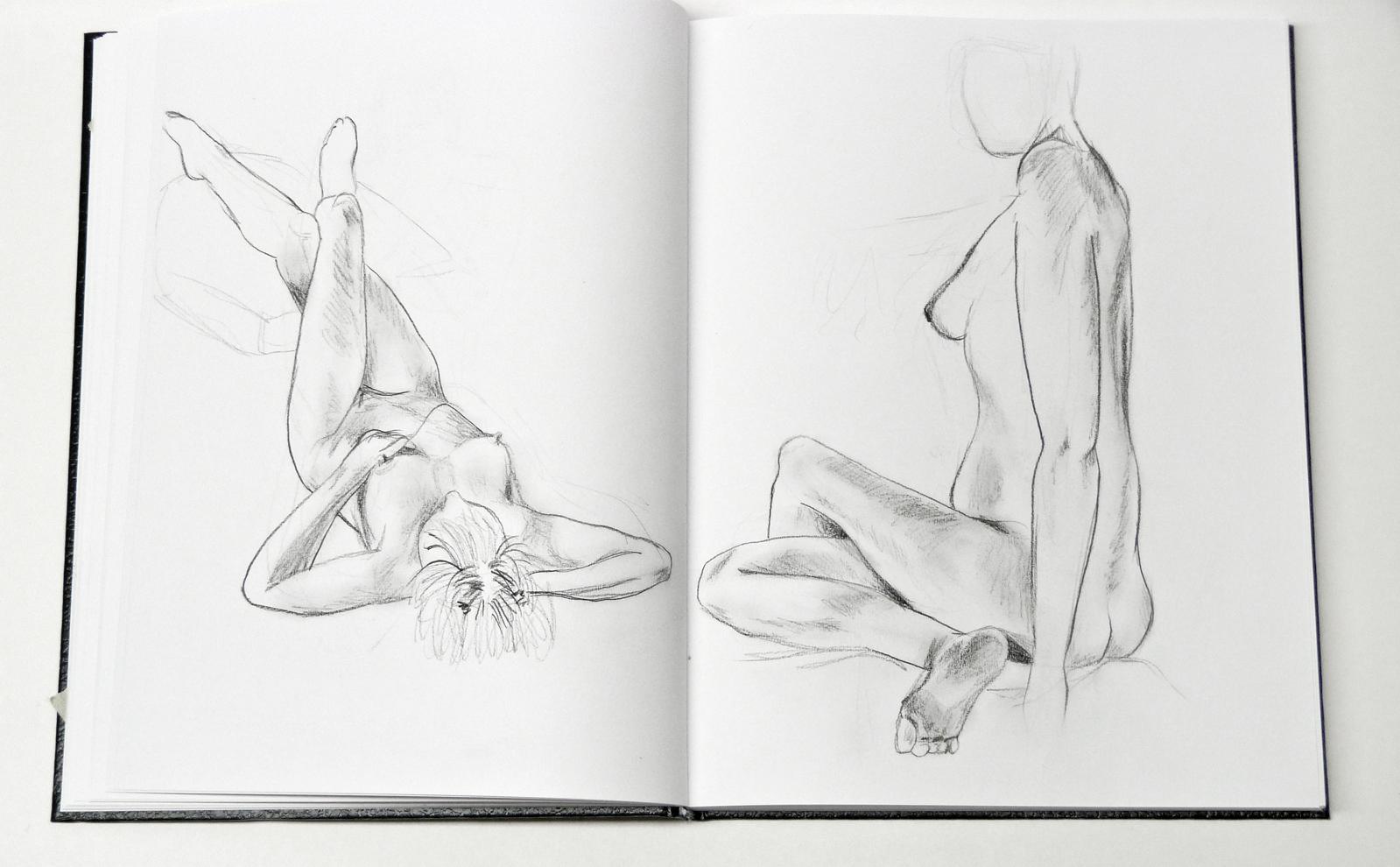 nude studies  c. 2015