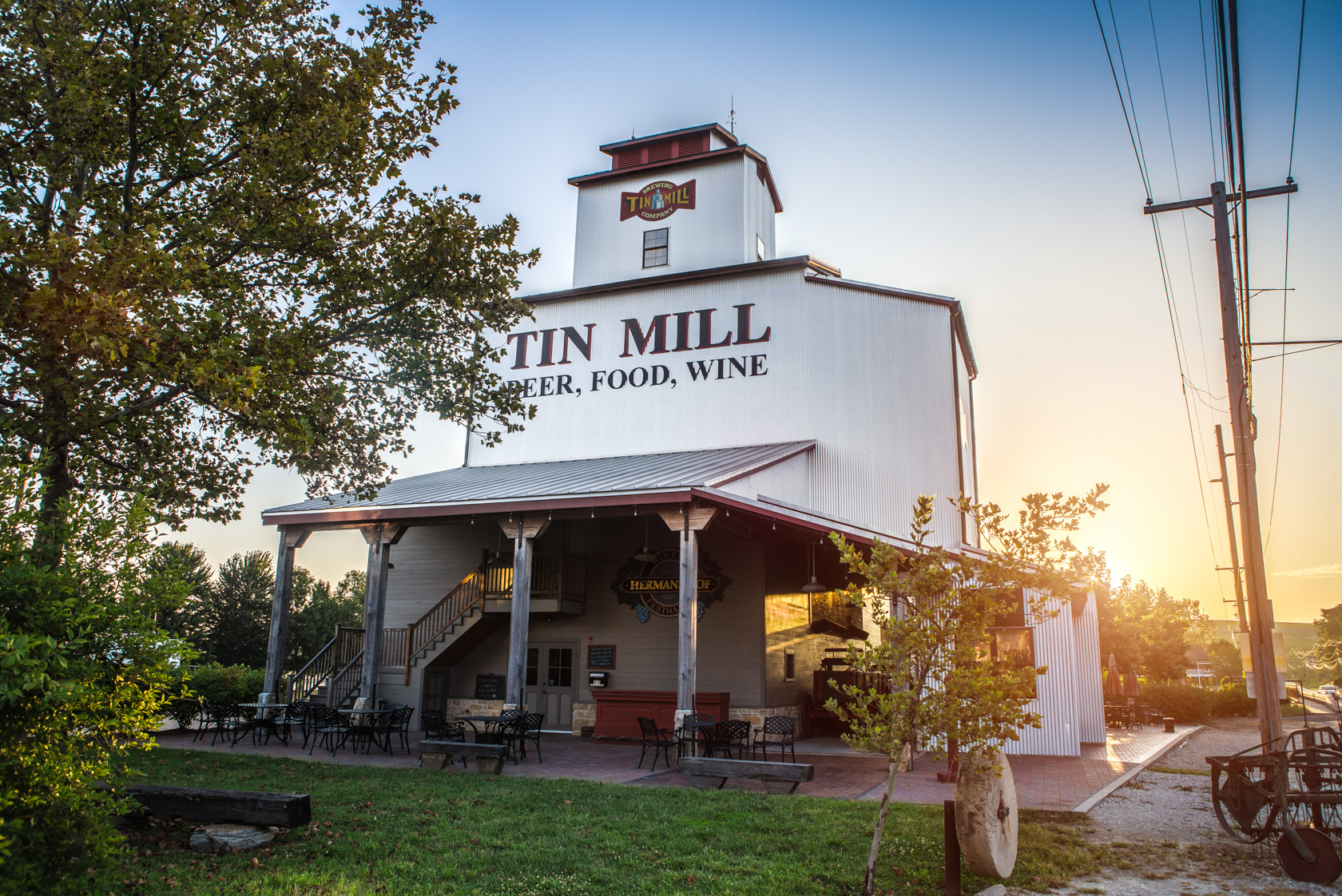 Tin Mill Steakhouse
