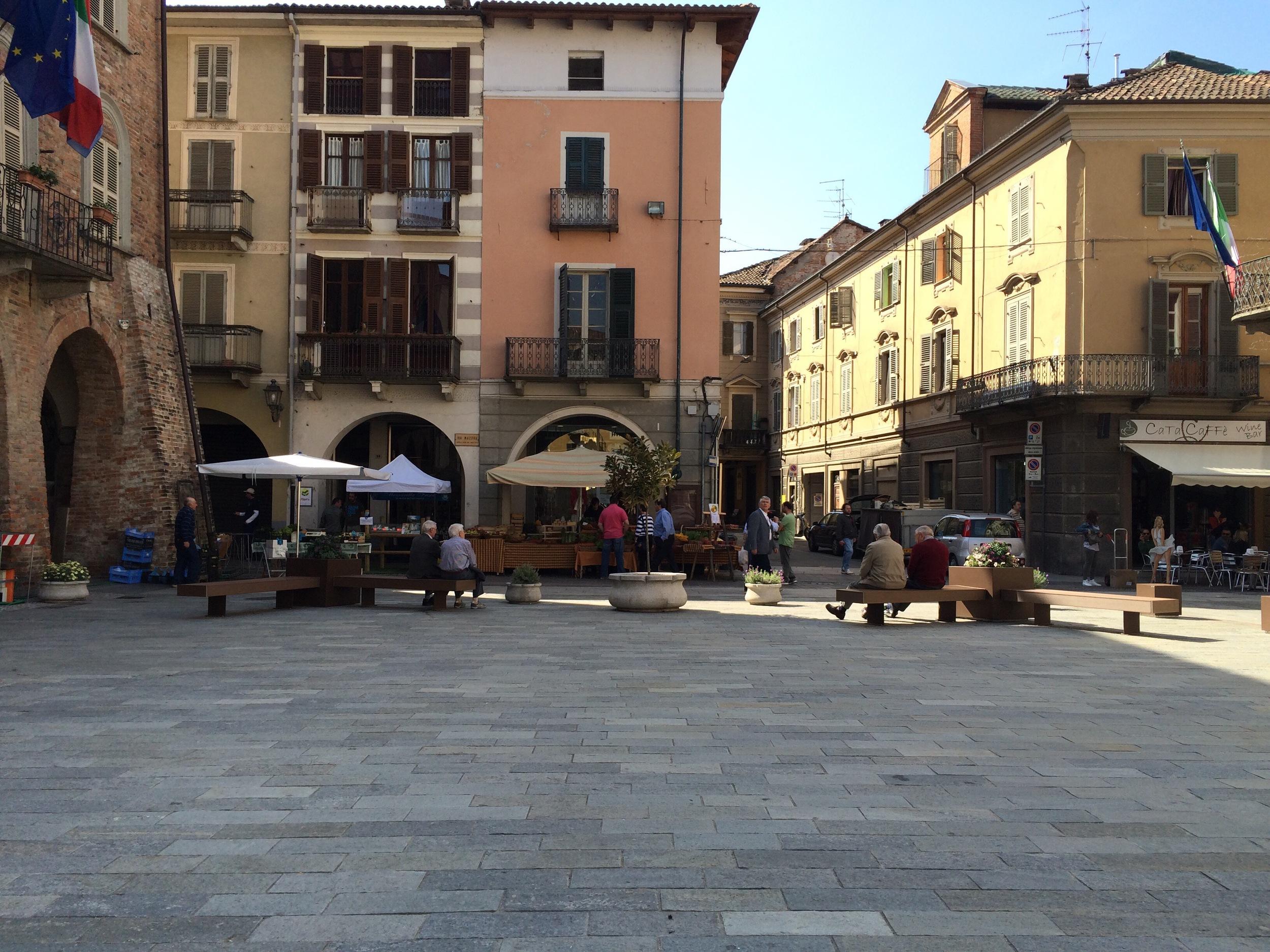 Sunday morning in Nizza