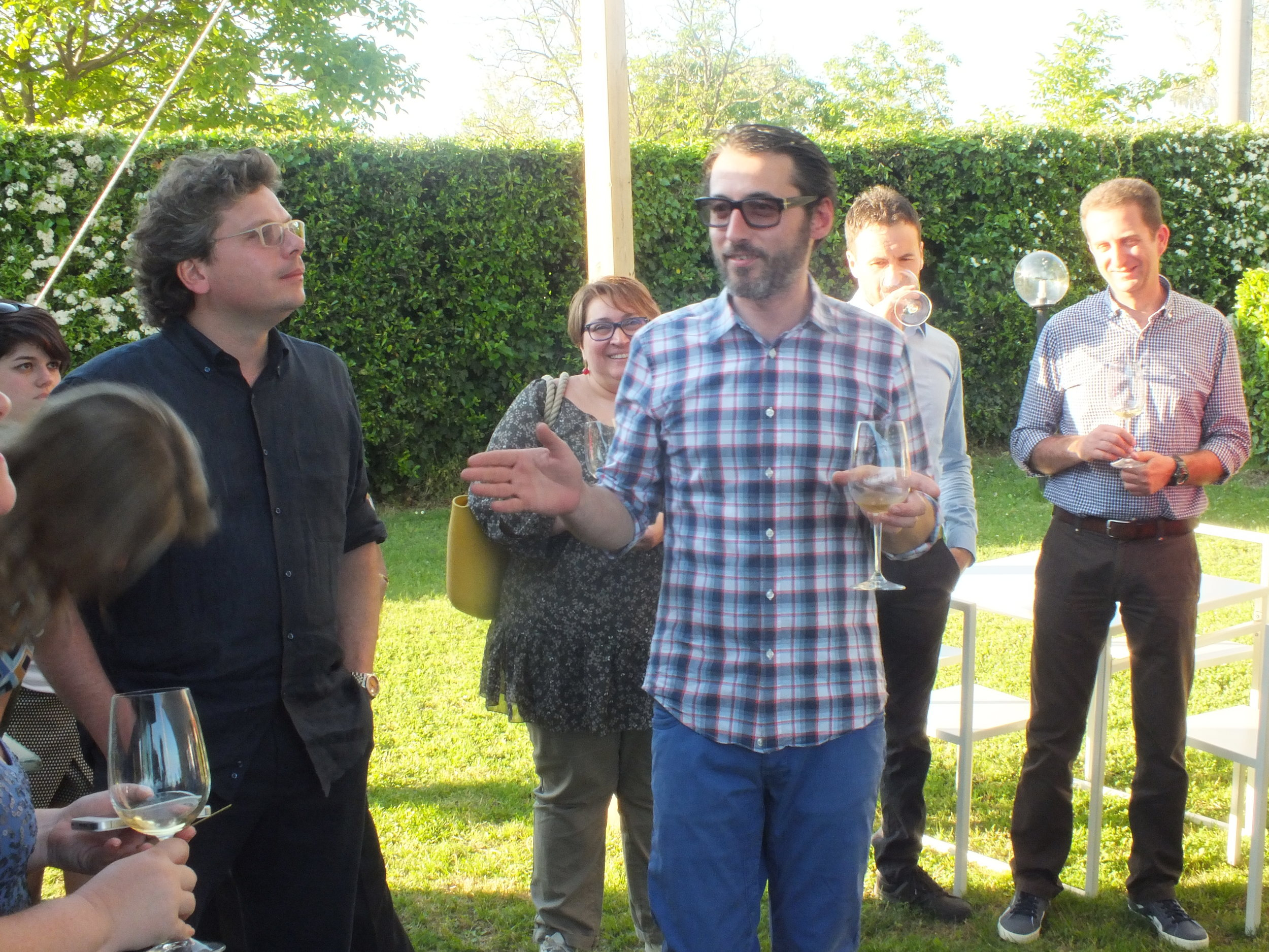 An evening with Nizza Producers