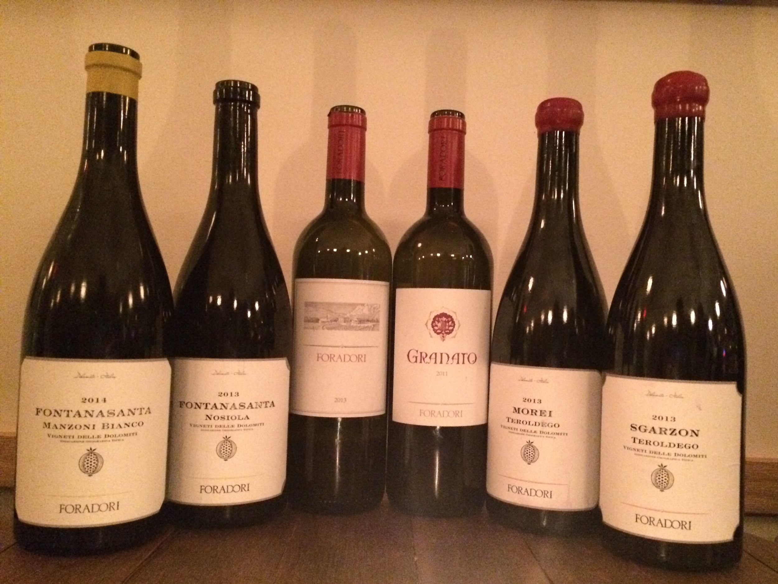 Foradori Family of Wines.