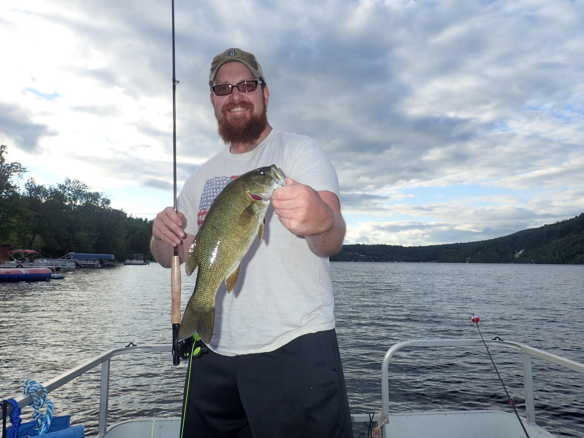 Area & Activities    Epic fishing awaits !