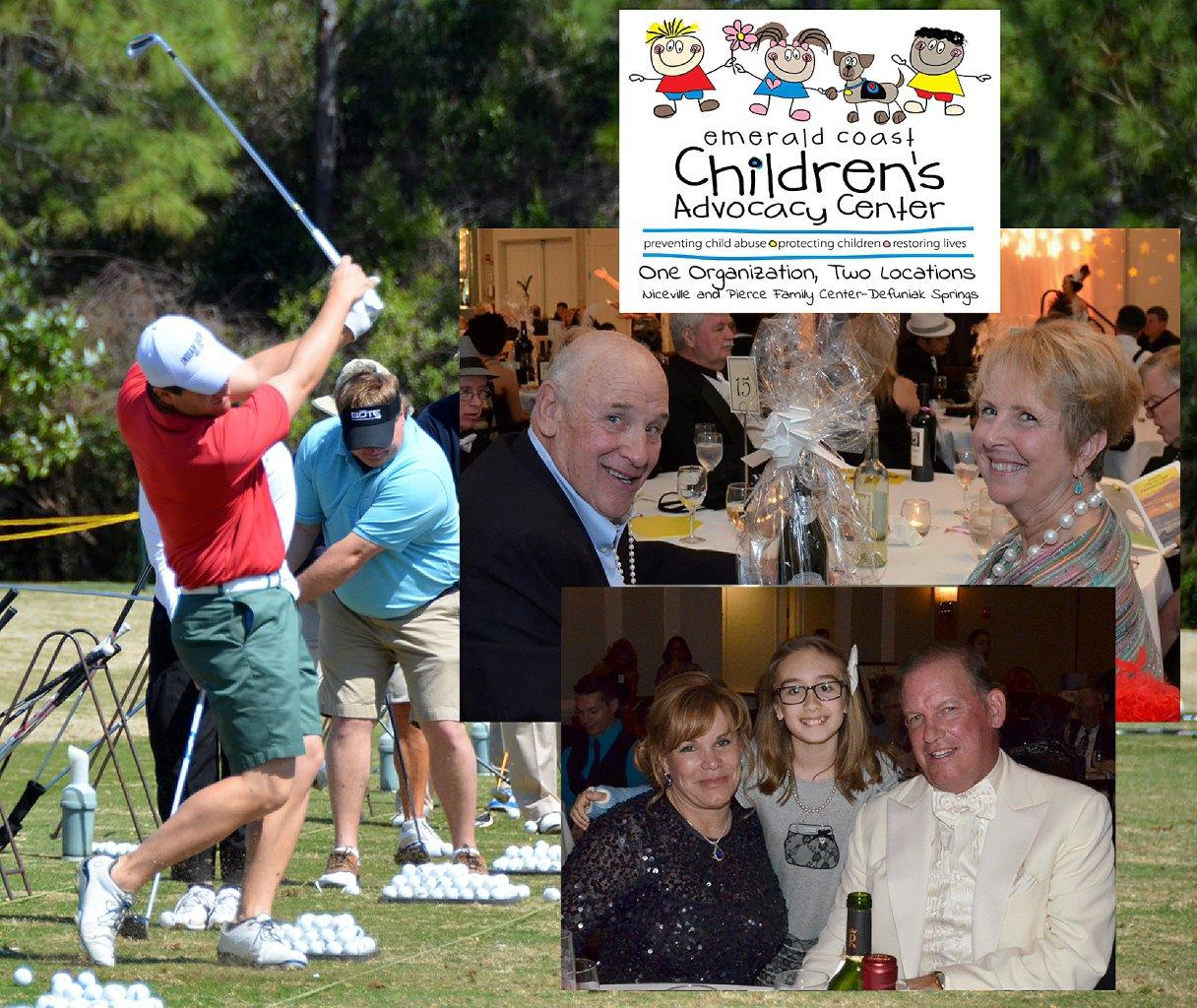 ECCAC's 20th Annual Kieran May Memorial Gala & Golf weekend will be on March 9 at the Hilton Sandestin for the Gala and March 10 for the golf tournament at Kelly Plantation.