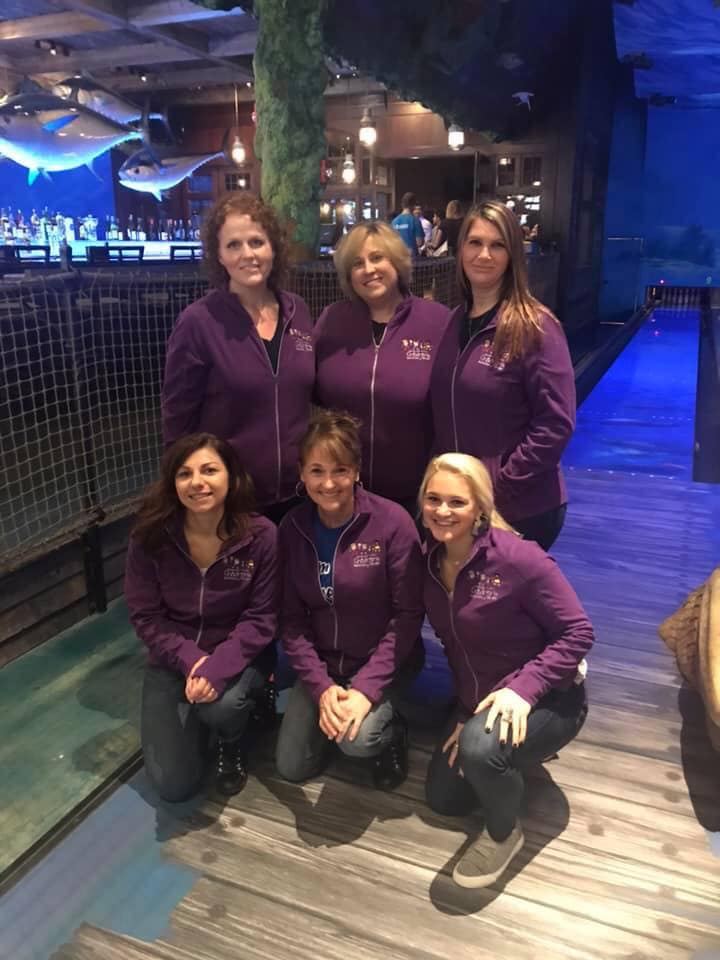 Some of ECCAC's staff had a great time participating in the Pins & Pancakes event at  Uncle Buck's FishBowl & Grill  that benefitted the 2018-2019 Destin Forward Leadership's Class Project!