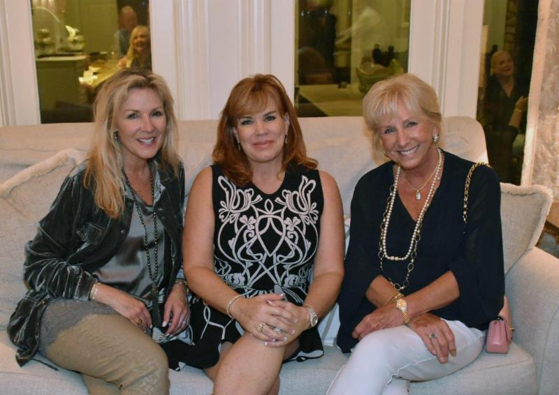 We also had a great time at our Key Contributor Reception held at the beautiful home of Tammy & Jim Pierce!