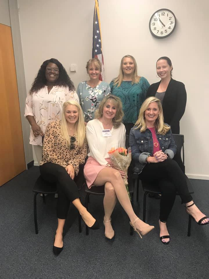 Congratulations to our fearless and wonderful leader  Julie Sacco Porterfield  for being nominated as a Woman of Honor for the Okaloosa County Commission on the Status of Women! We may be a little bit biased but we can't think of anyone more deserving!