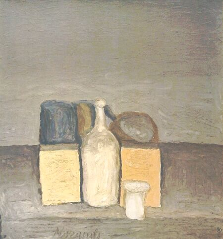 """""""Everything is a mystery, ourselves, and all things both simple and humble."""" -Morandi"""