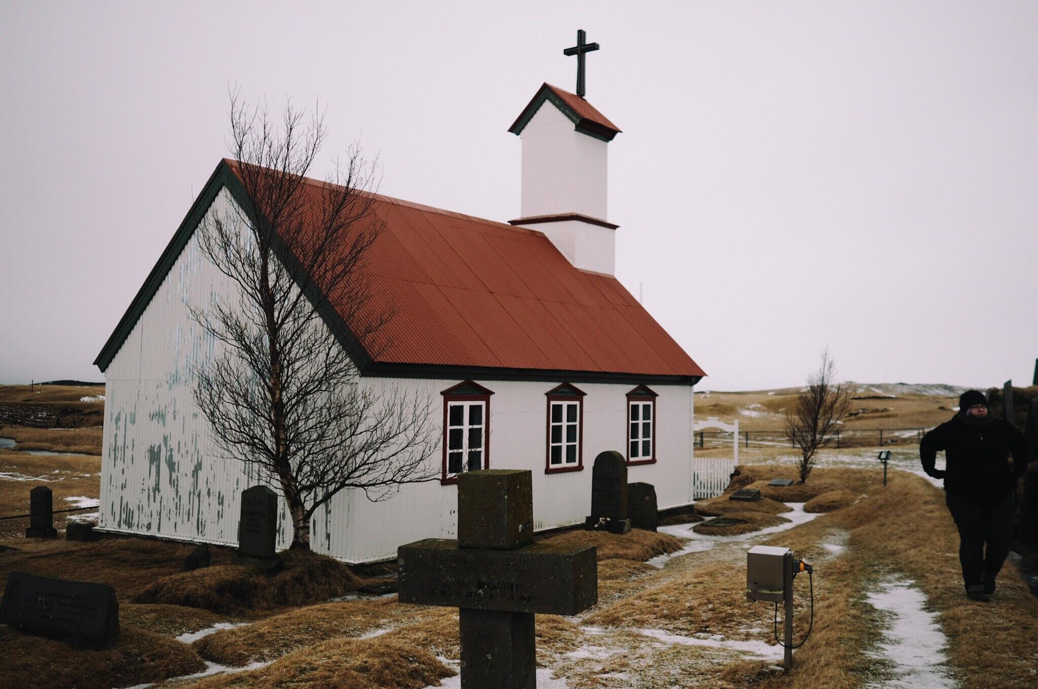 keldur churchyard