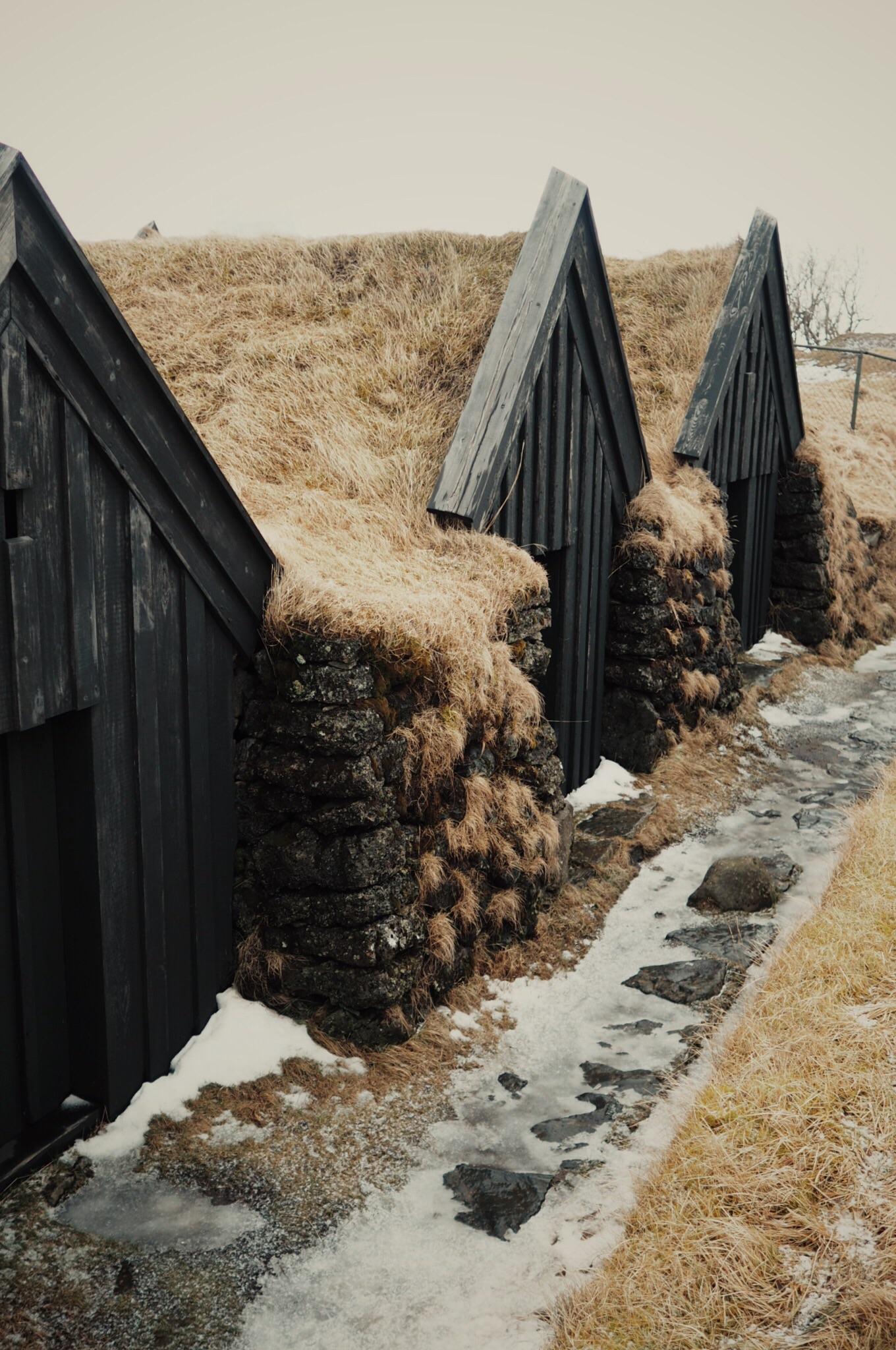keldur turf houses