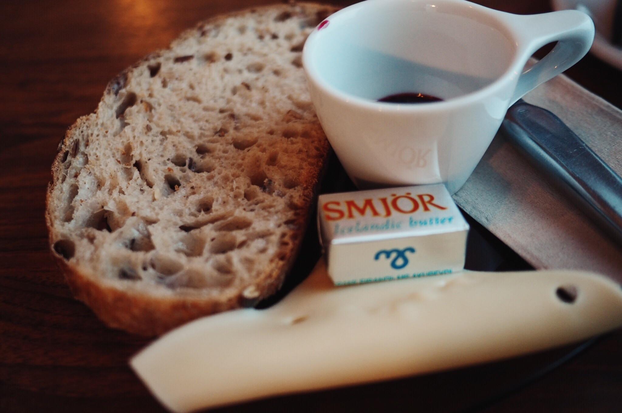 reykjavik breakfast bread
