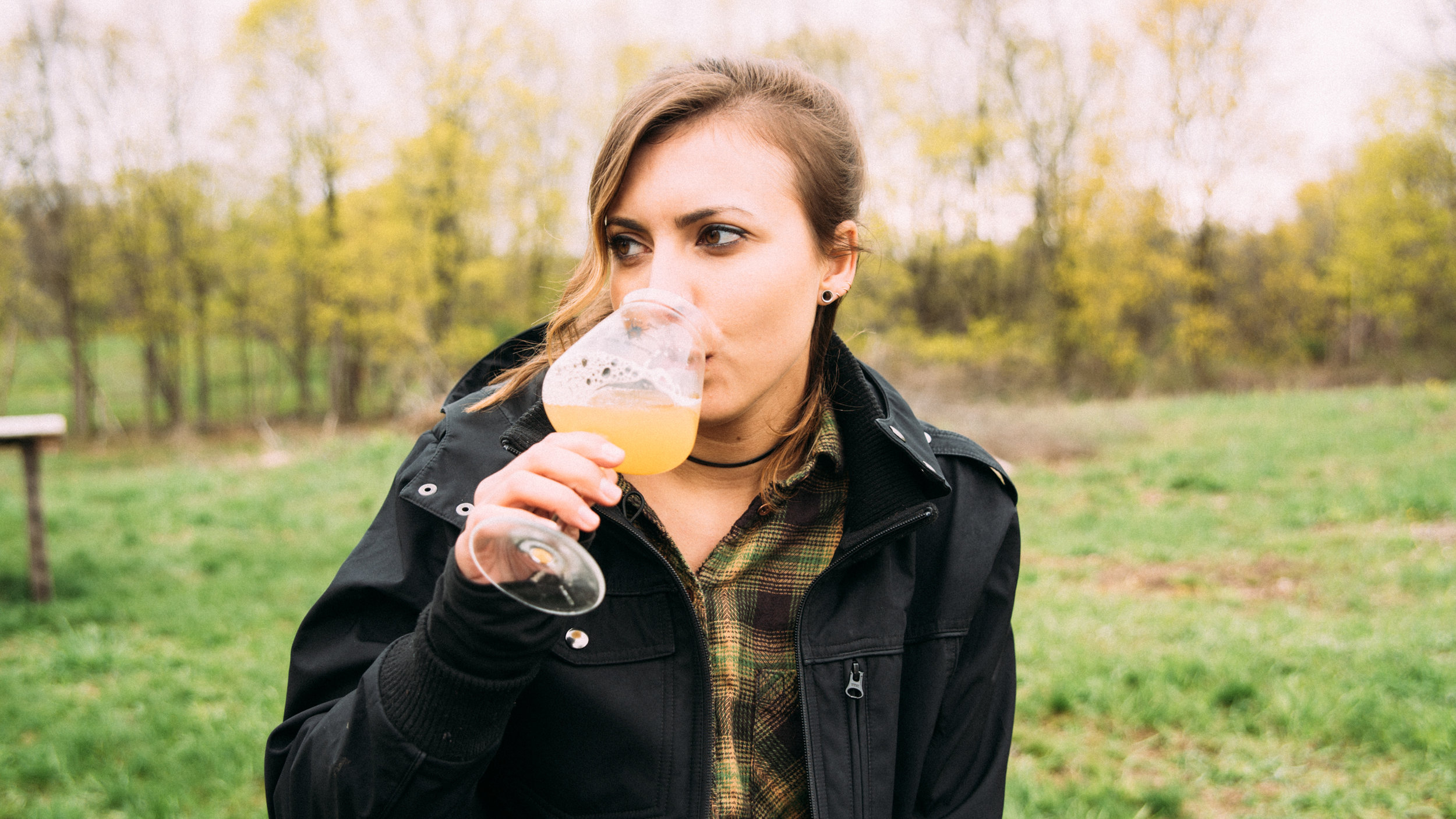 Barn Beer - A farmhouse sour for all occasions