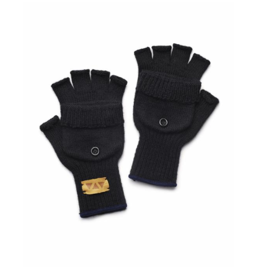 $45 - Threes Brewing Fingerless Wool Gloves