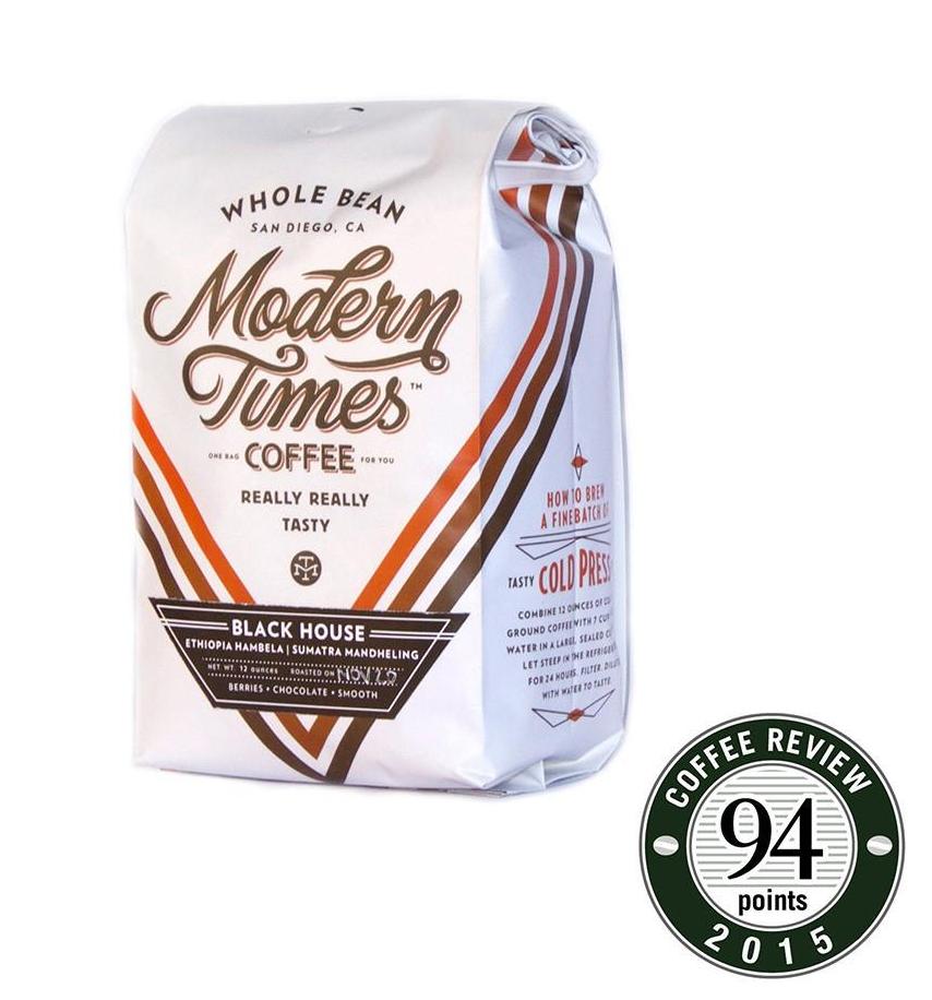 $15 - Modern Times Coffee Beans