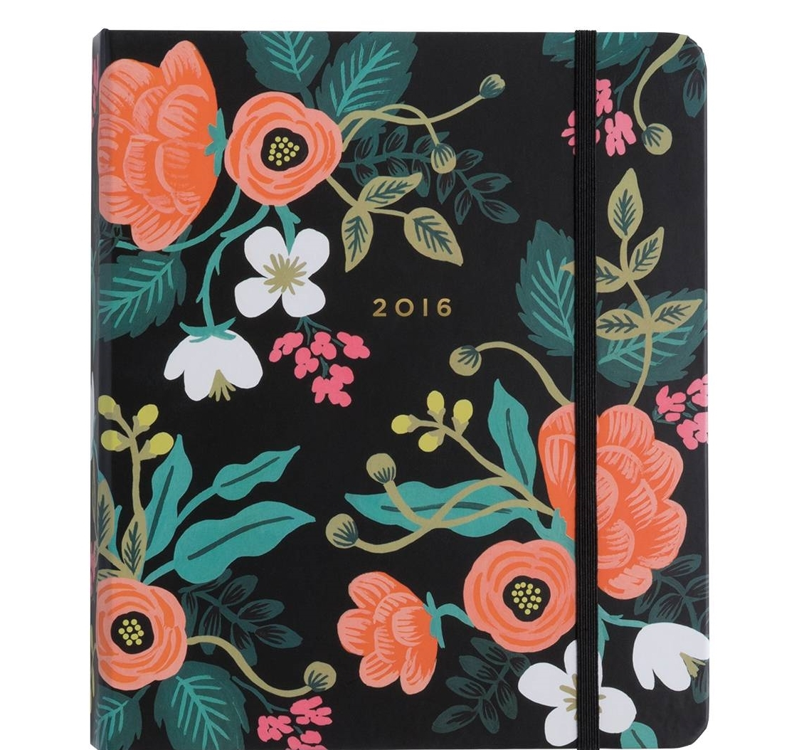 Rifle Paper Co / Birch Floral Planner