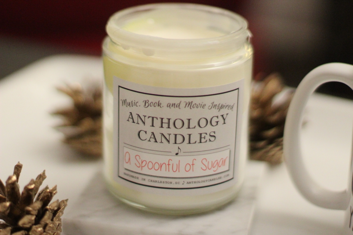 I've talked about these candles in multiple posts including  this one . But they seriously smell sooo good!!