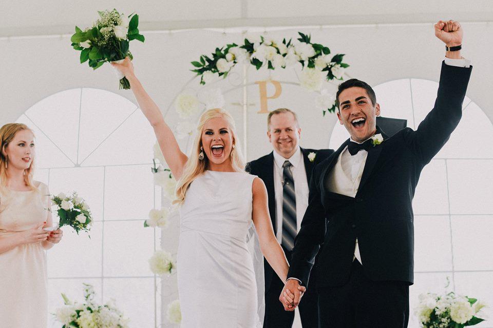 Married!!!!!!!! Woo!